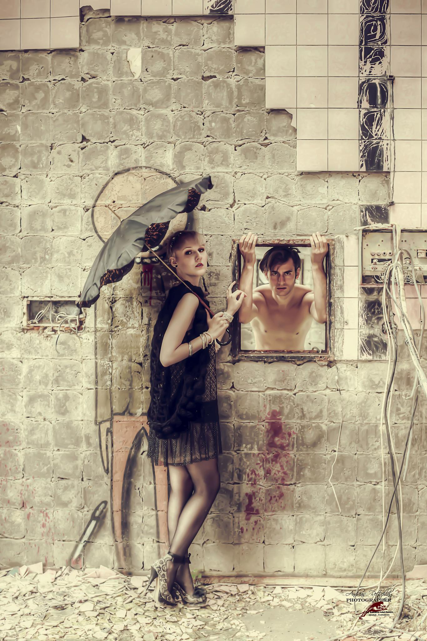 Alice and Florian by Andreas Rettschlag