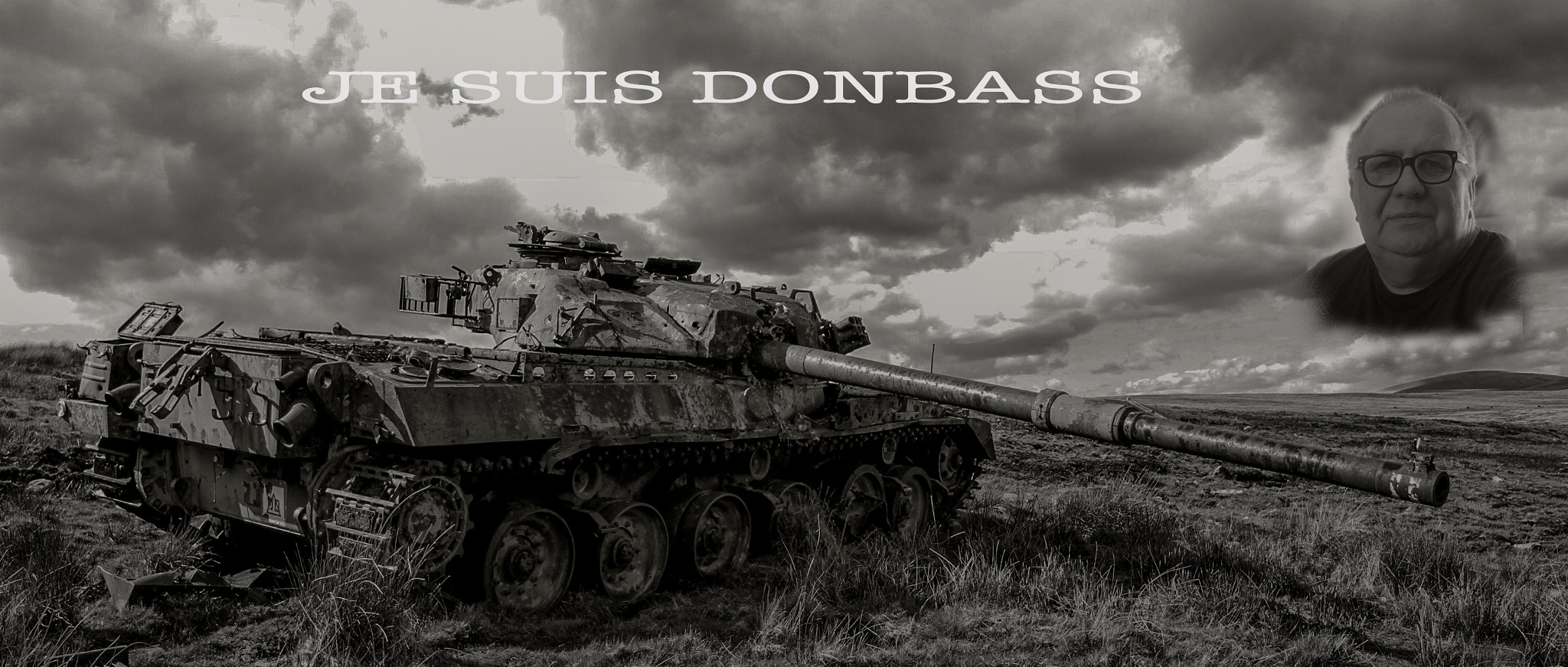 Donbass by Andreas Rettschlag