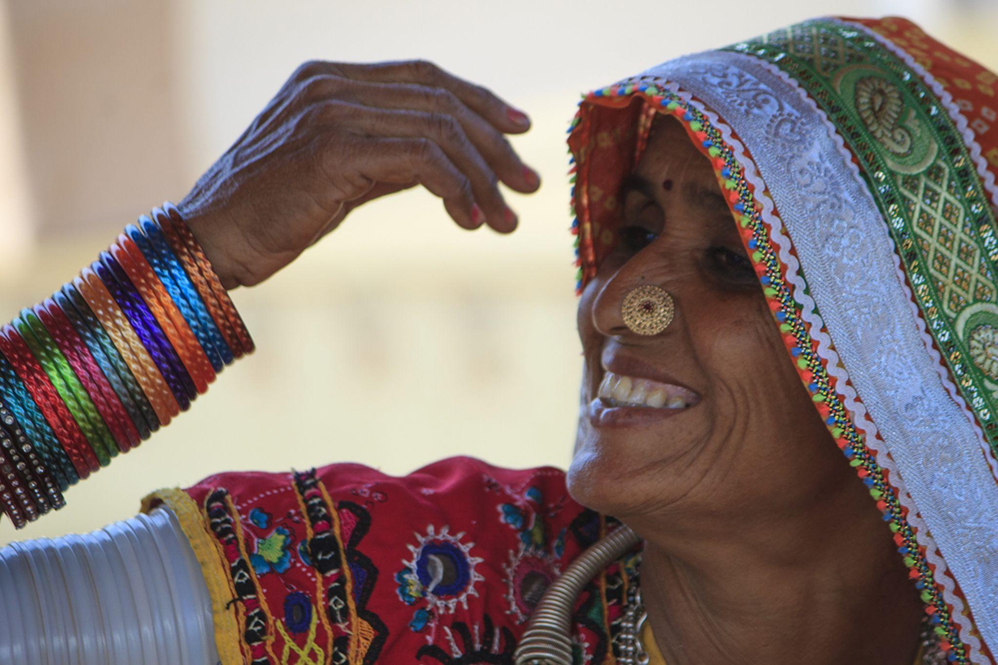 Traditional lady by ashish.mehta.921