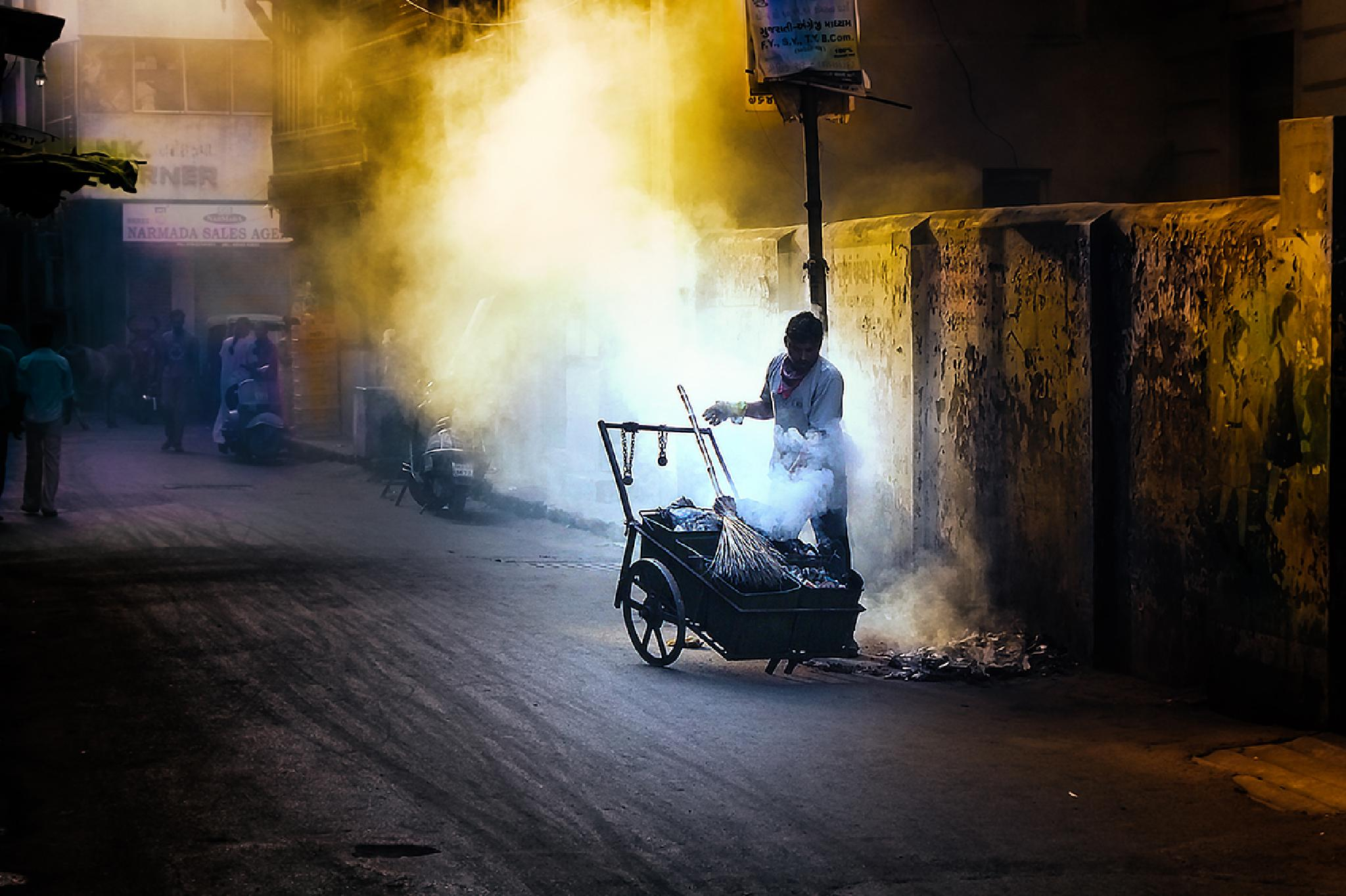 The cleaner  by ashish.mehta.921