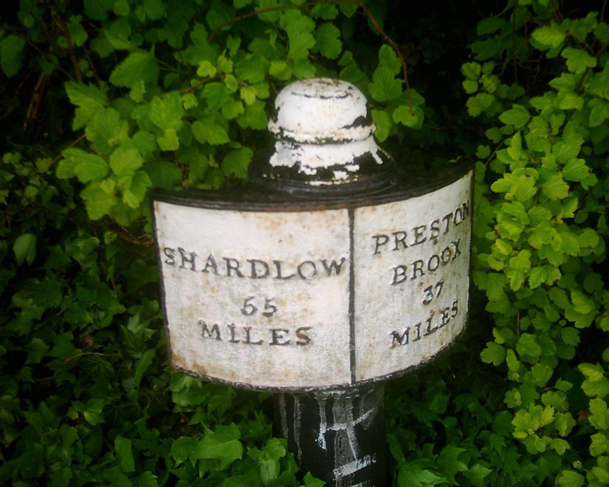 old sign on the canal by chris.adams.3557