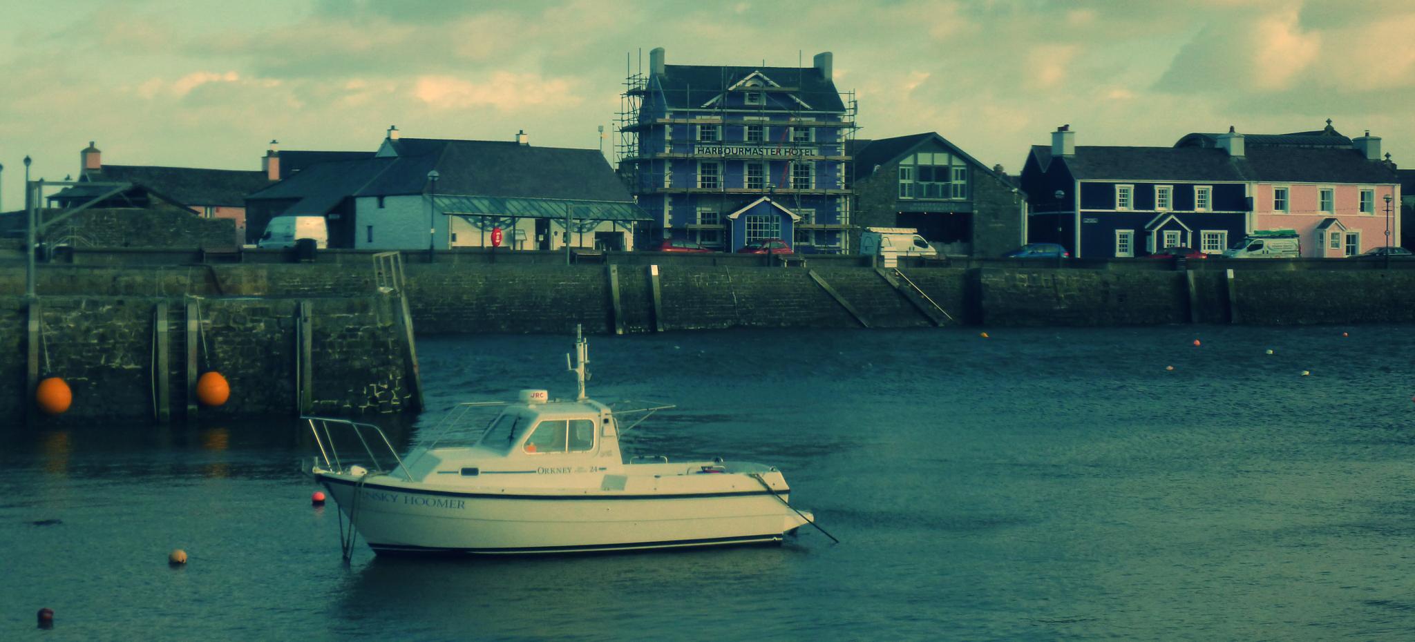 aberaeron harbour by chris.adams.3557