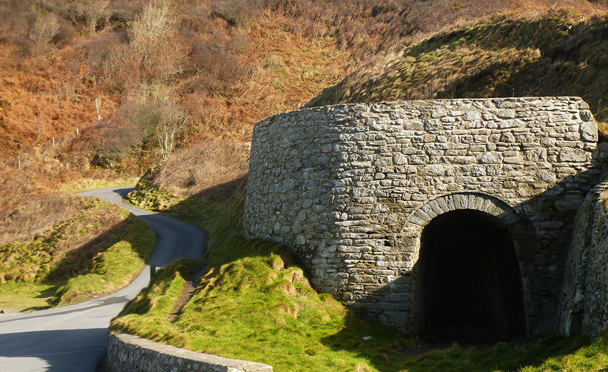 old lime kilns by chris.adams.3557
