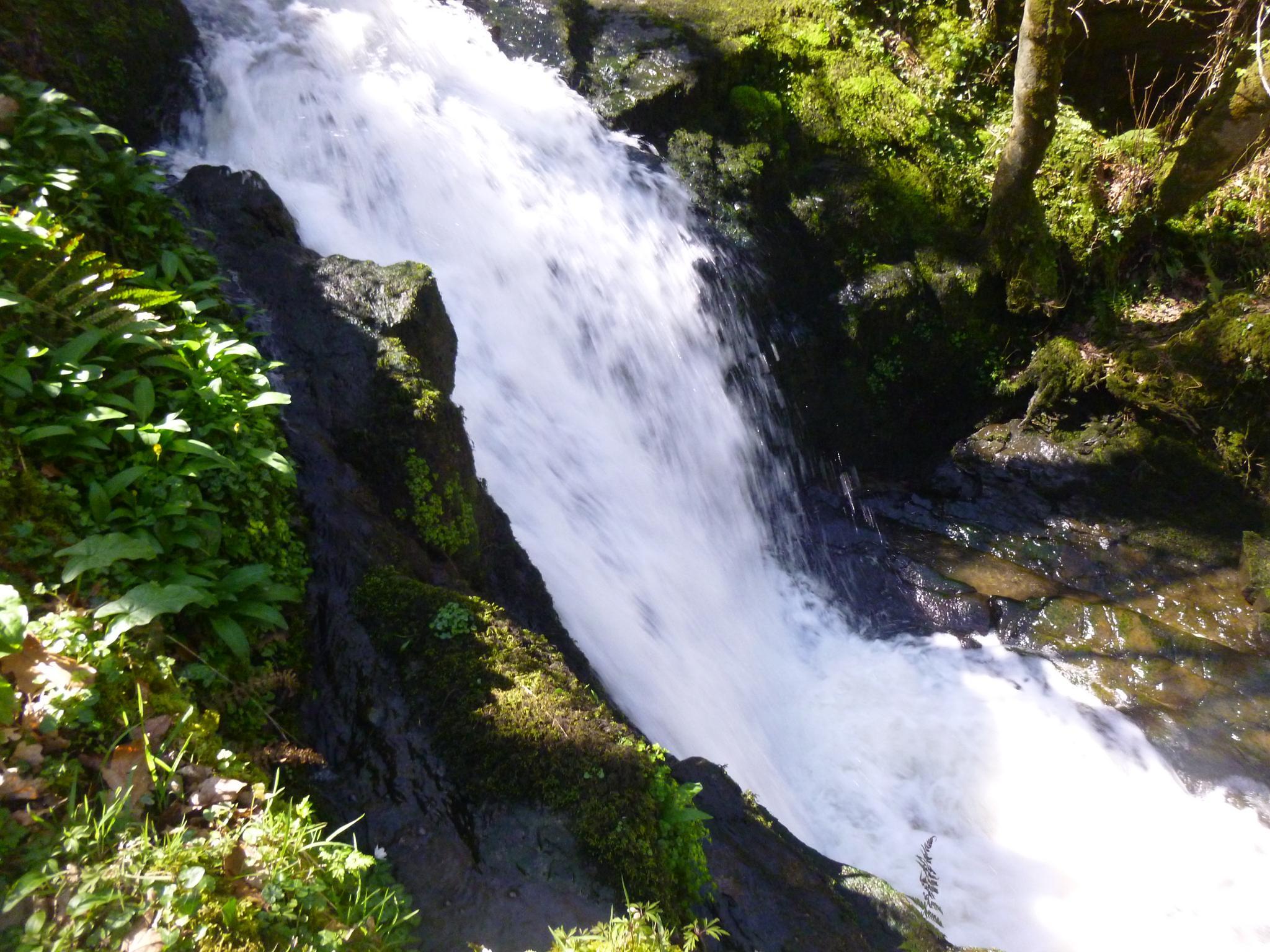 waterfall by chris.adams.3557