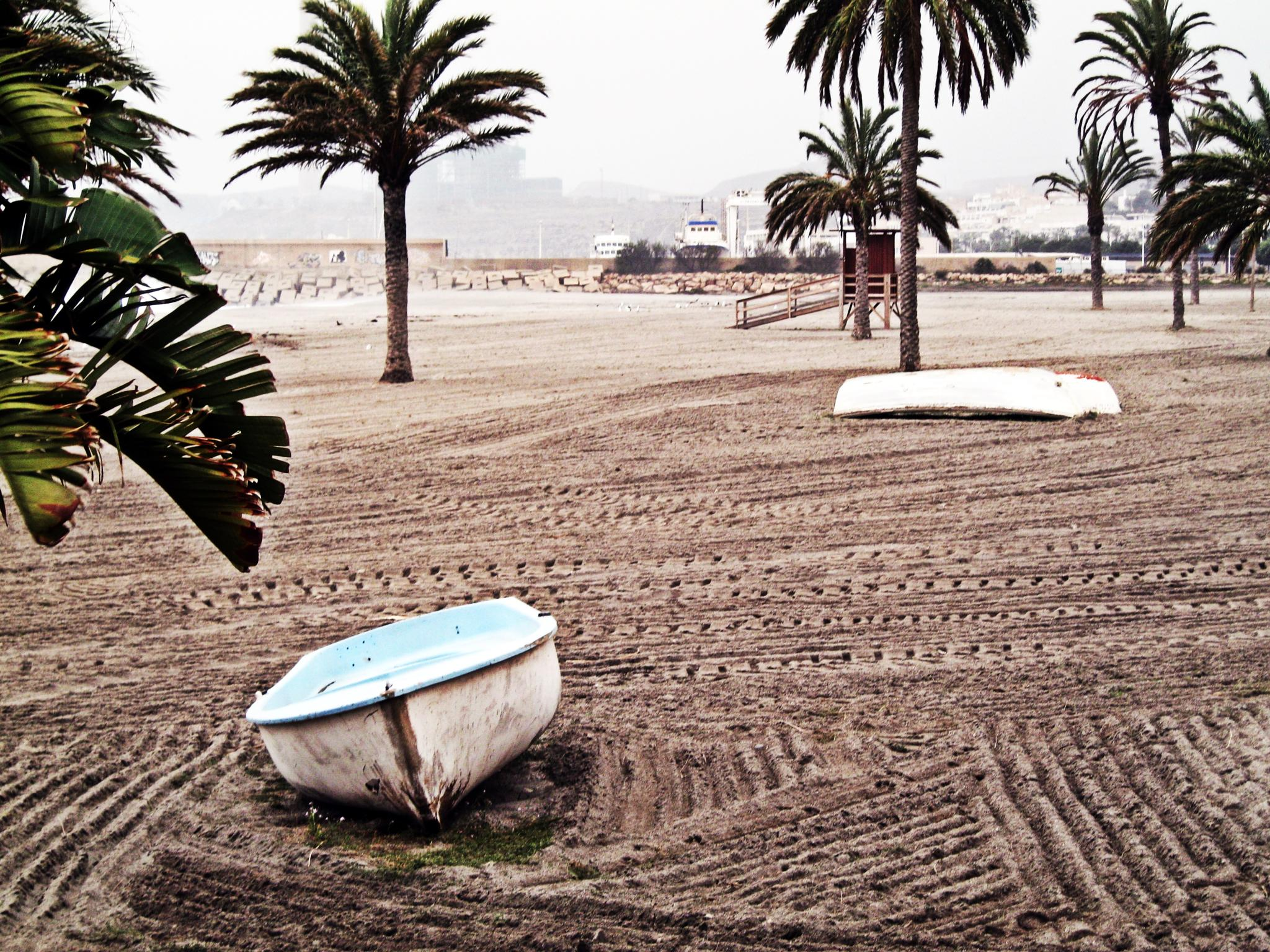 Carboneras, Spain. by frankverhoeven1