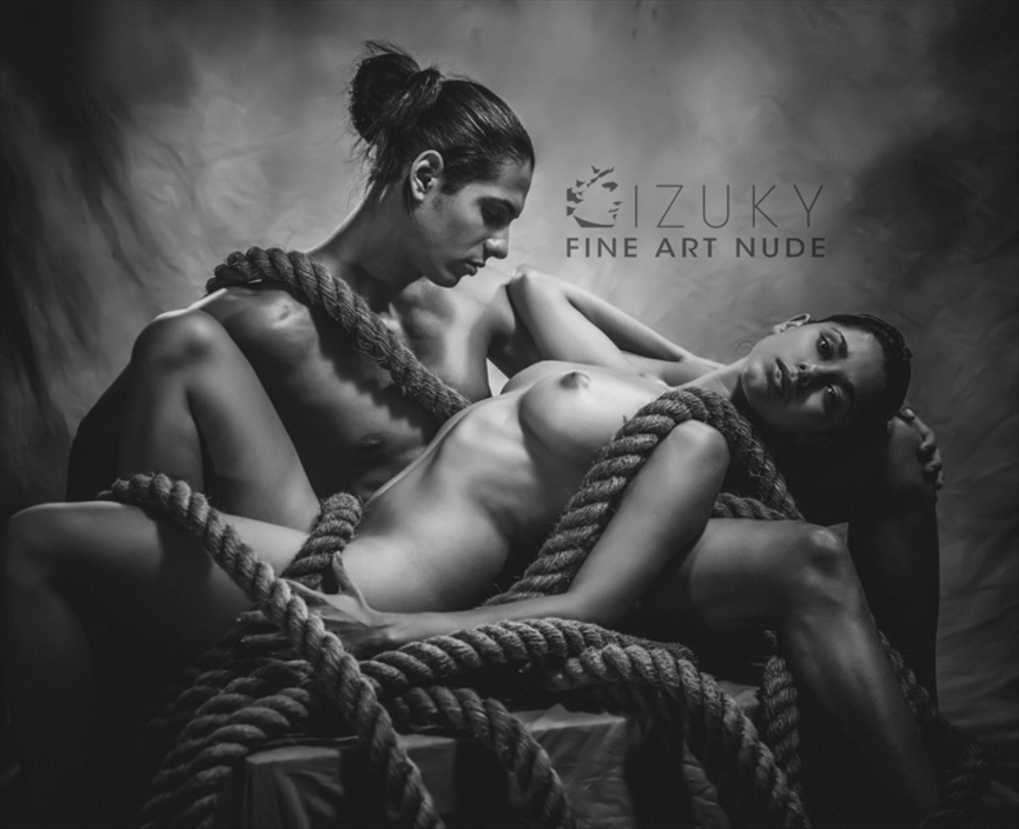 FINE ART NUDE by IzukyStudio