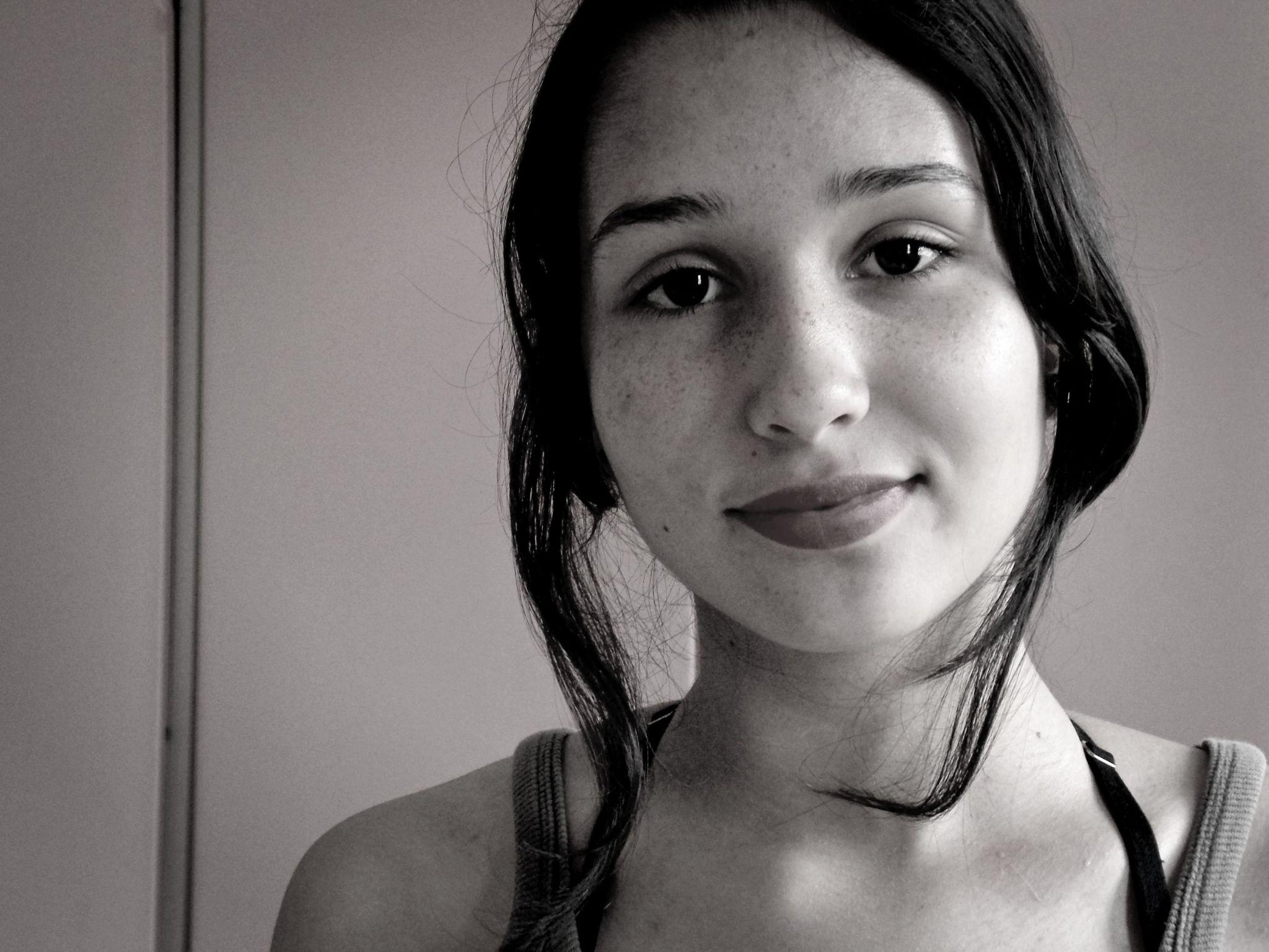 Girl by Amanda Reis Romero