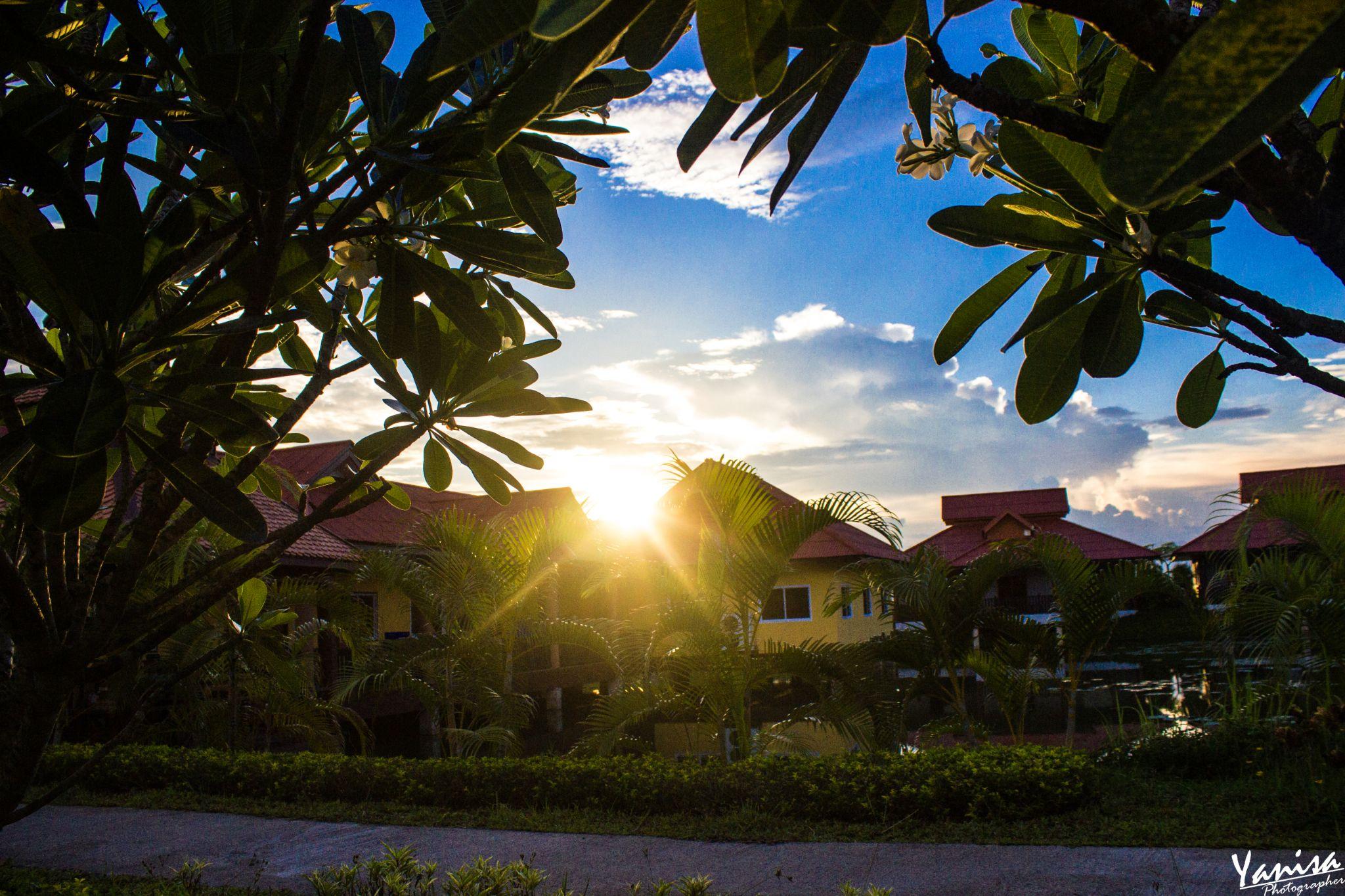 Chiang Rai Resort  by YanisaPhotographer