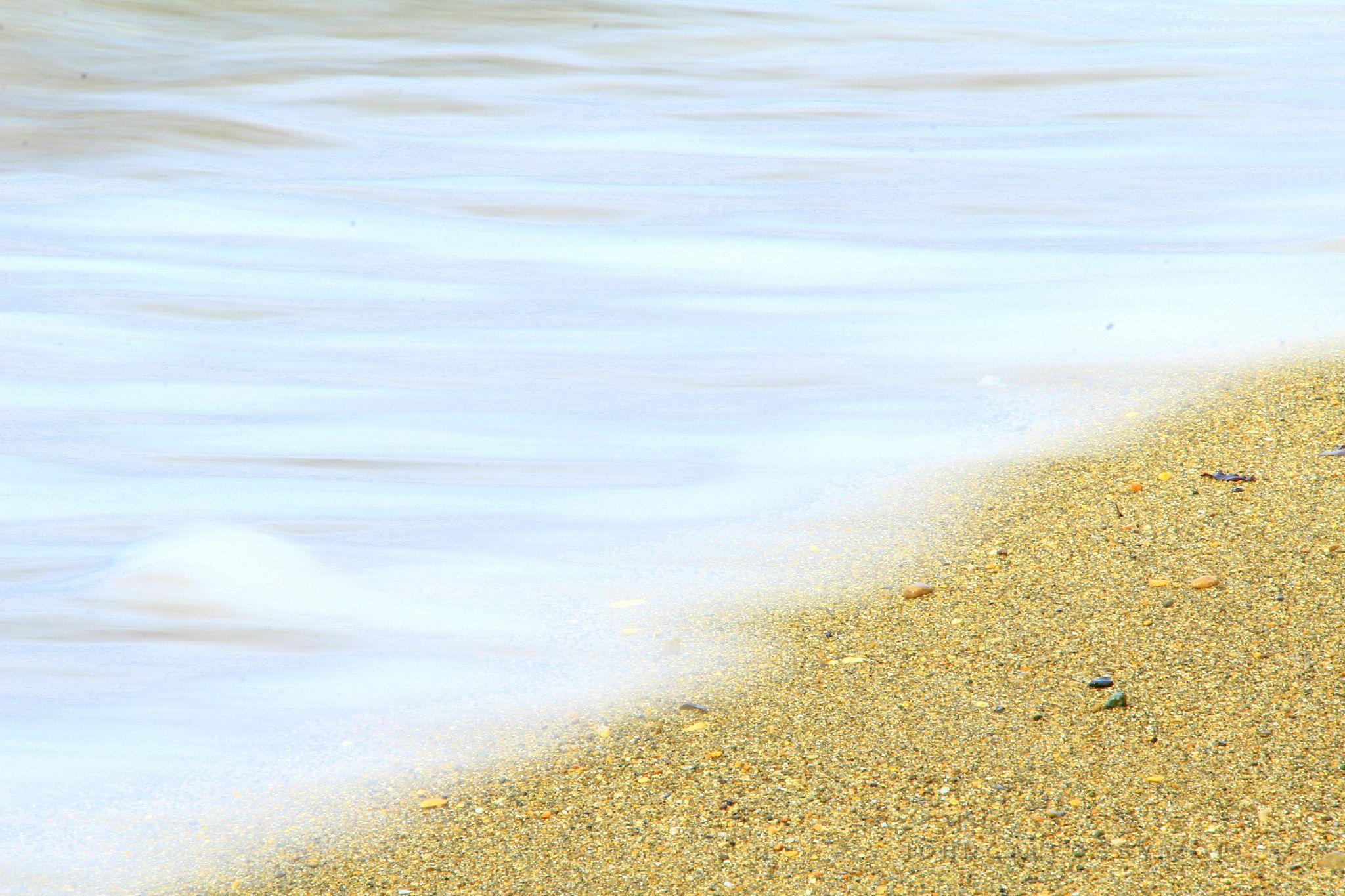 Sand and the Sea by John Galeos Sy