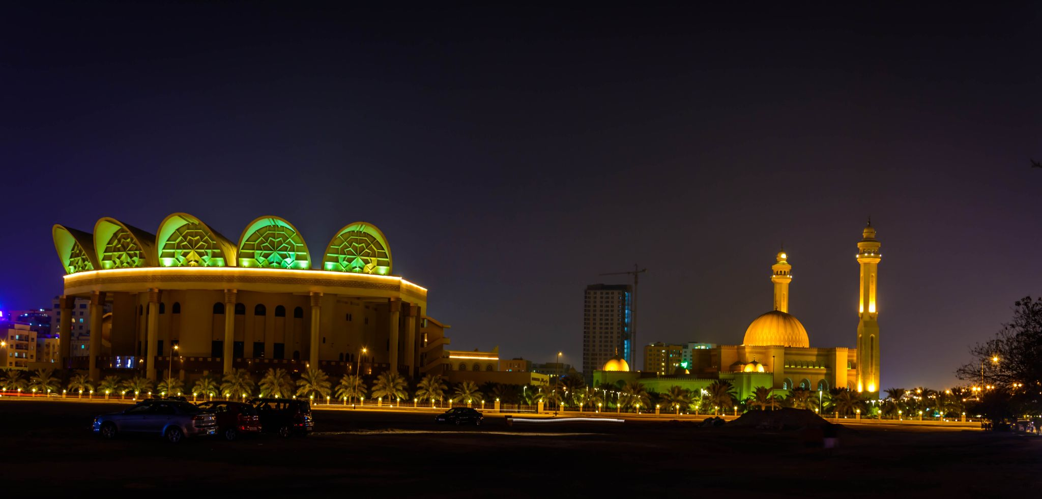 Al Fateh Grand Mosque by GeorgeEco