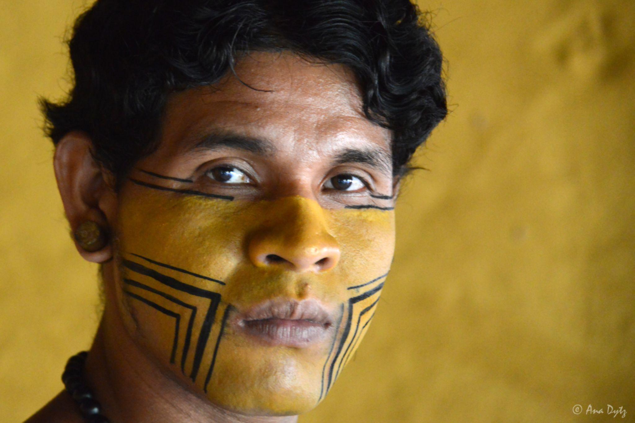 Pataxo indian by anadytz