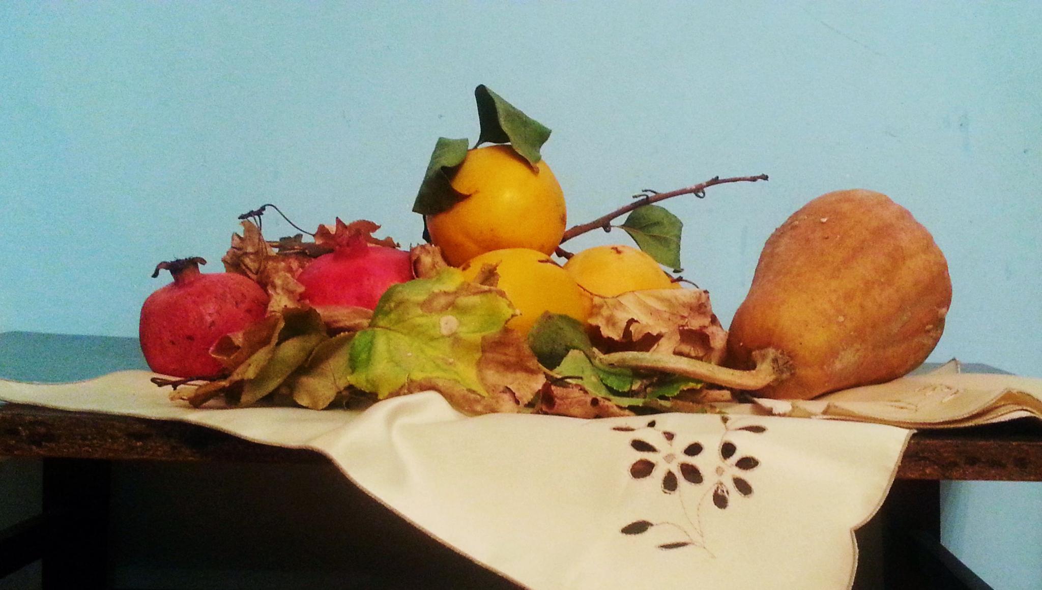 Autumn  by Xanim Aliyeva