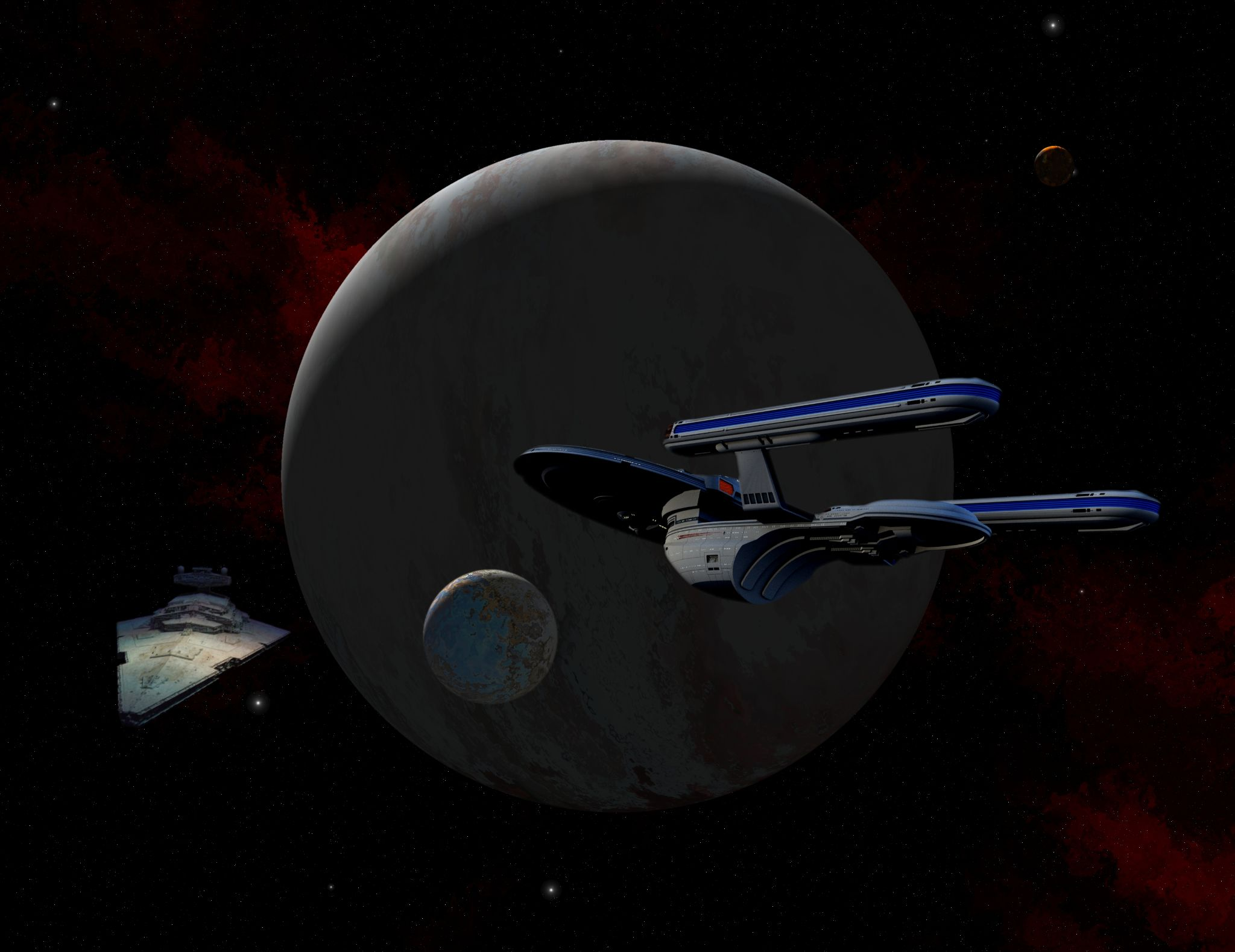 Wrong Turn At Alderan by michael.summers.3785