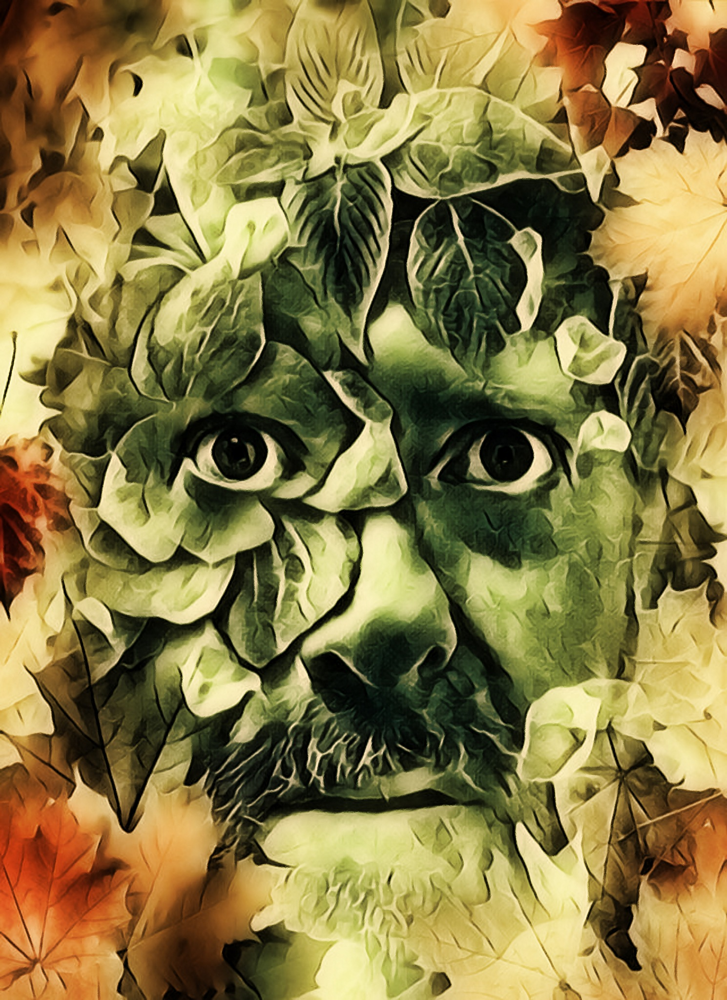 Autumn Of The Green Man by michael.summers.3785