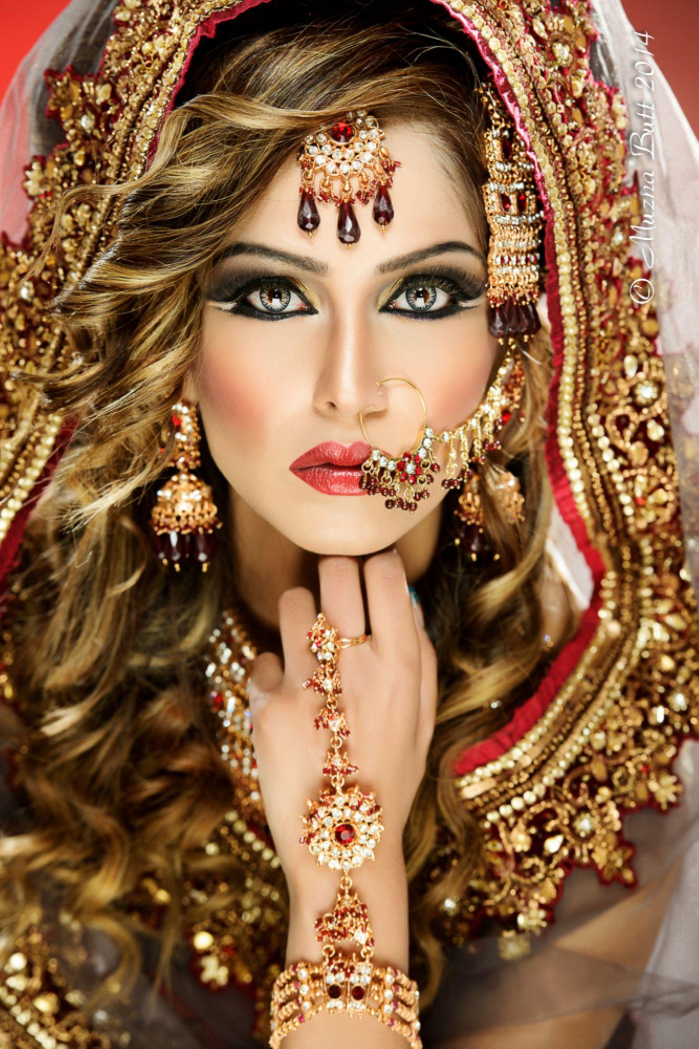 Bridal Portrait by muznabutt