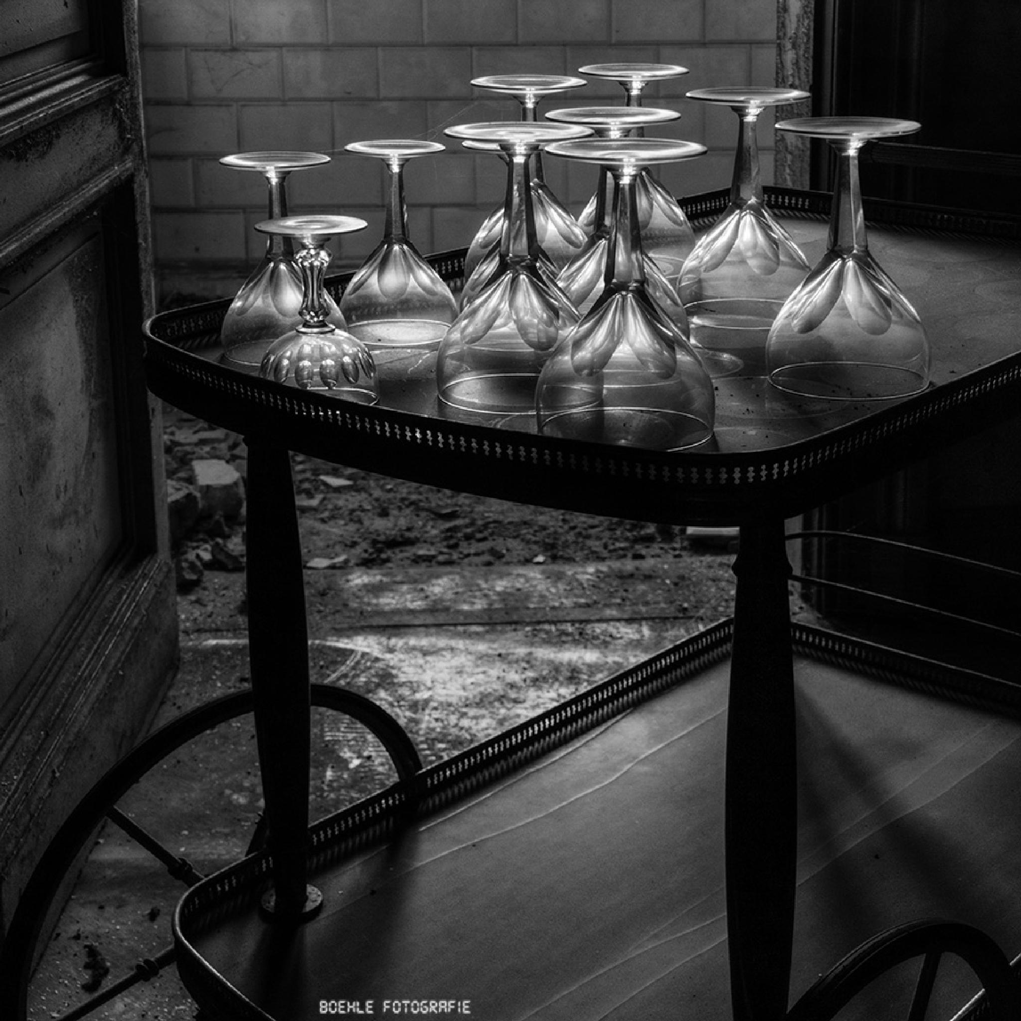 serving trolley  by robboehle