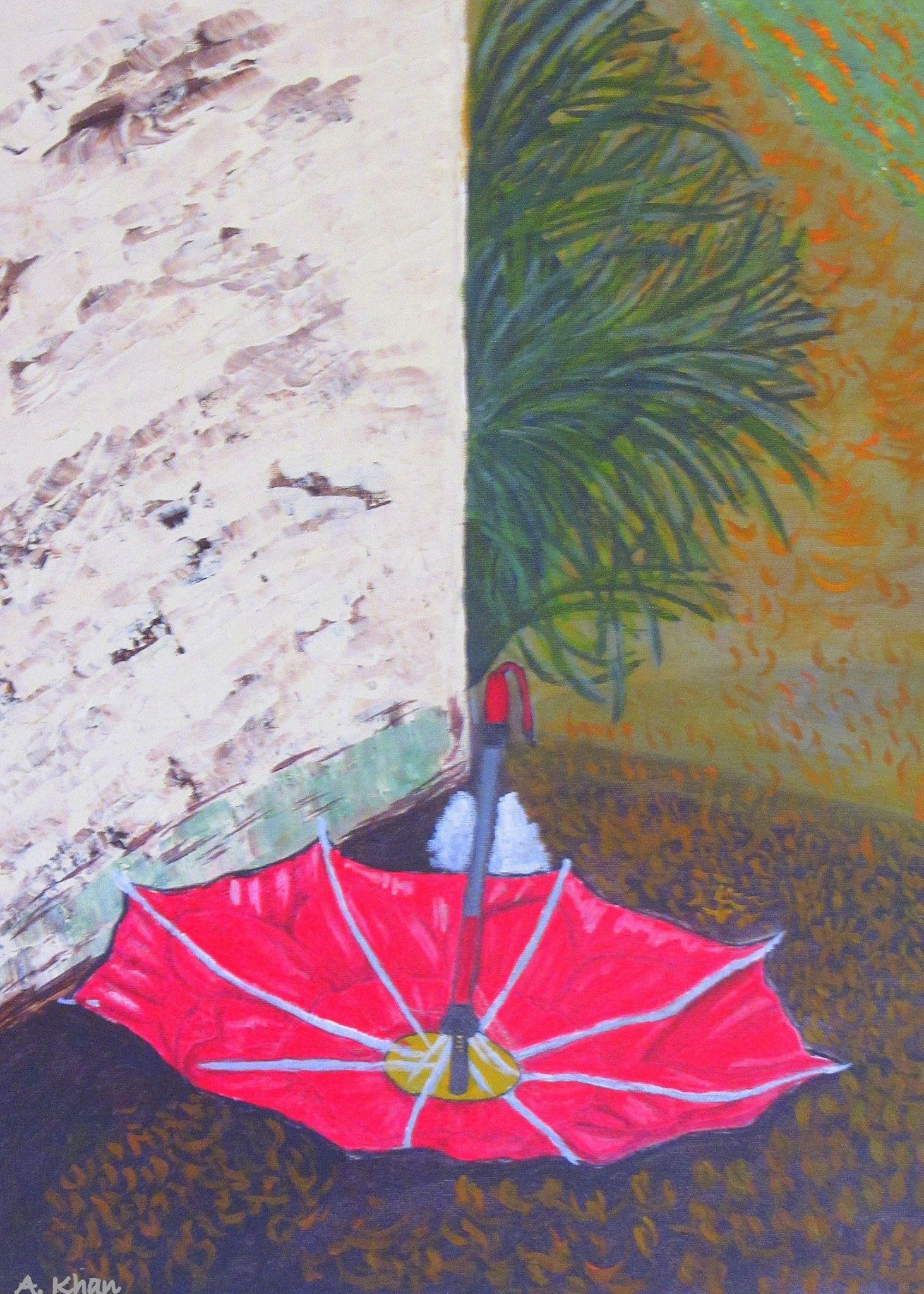 Fall season(My painting) by asiya.khan.921