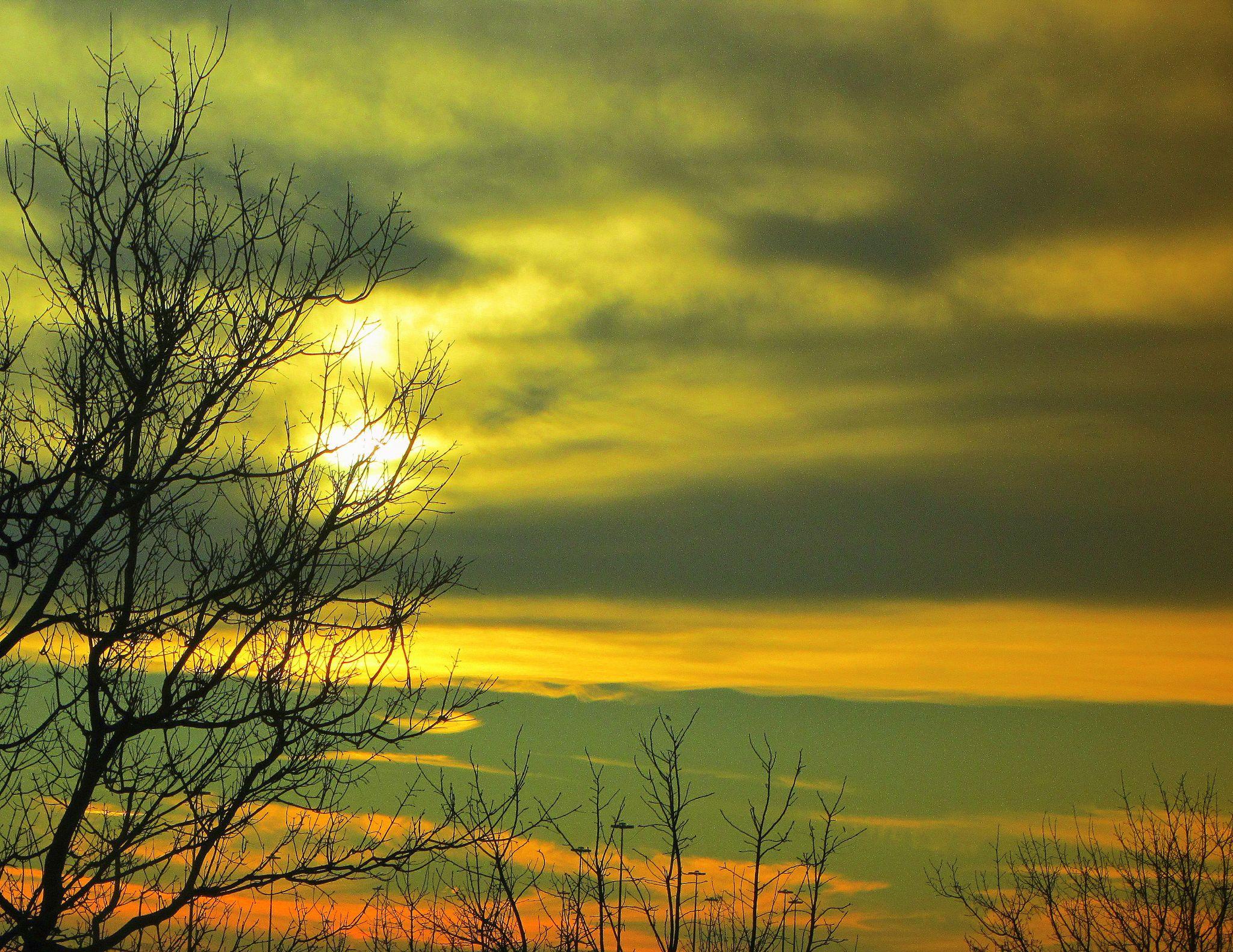 sunset by asiya.khan.921