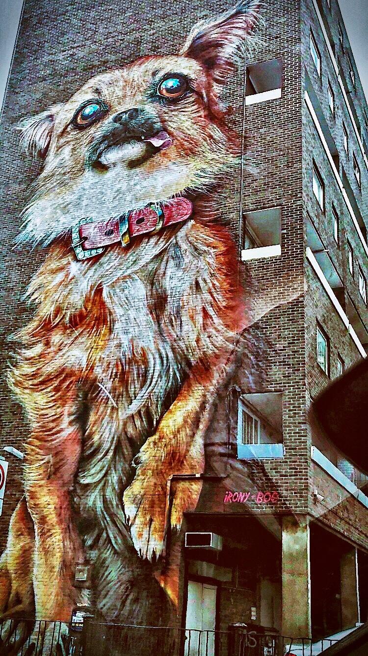 Tower block Wall Art. SE London ;) by Sophie Davis