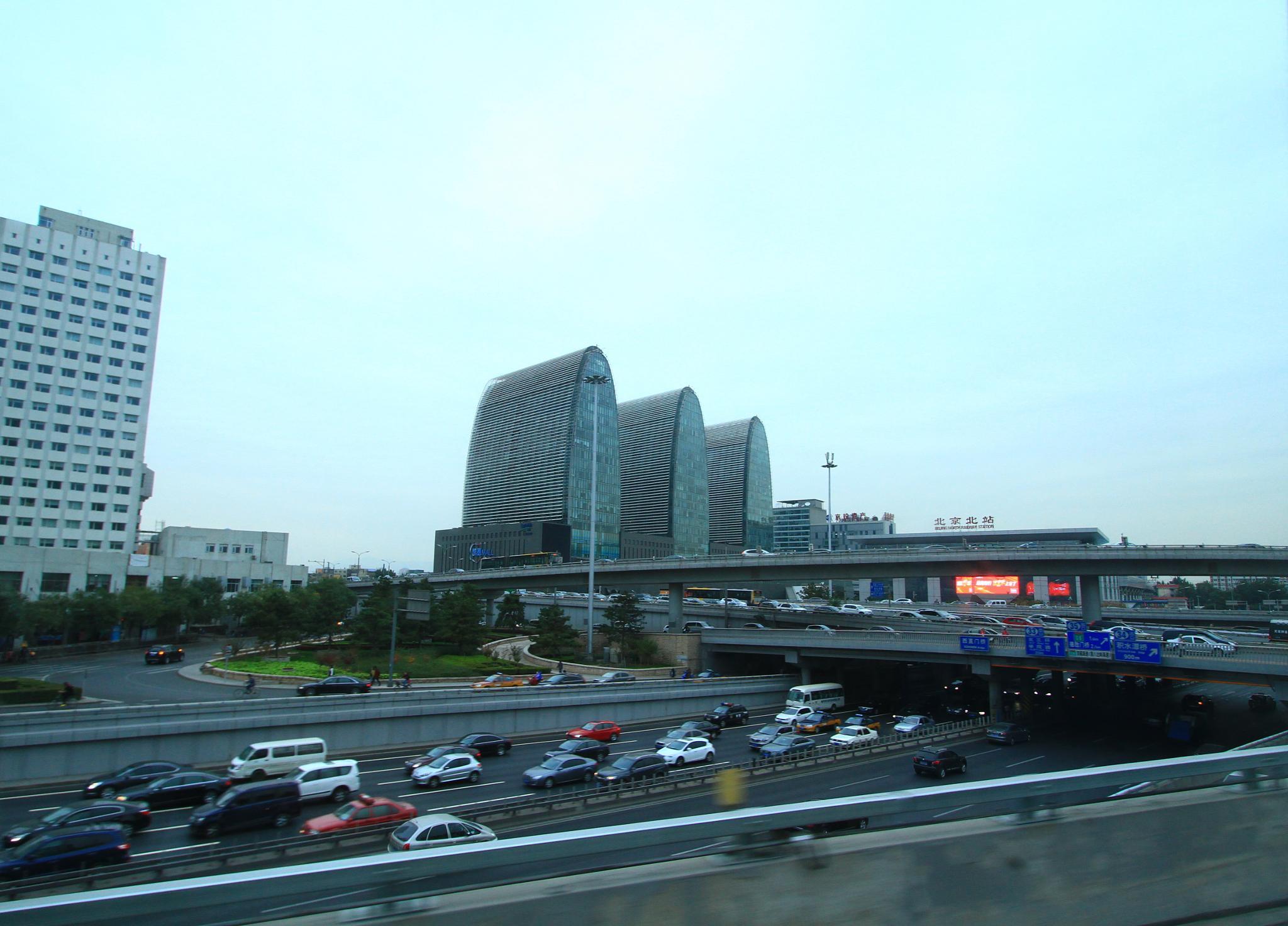 北京 by 李葉坤