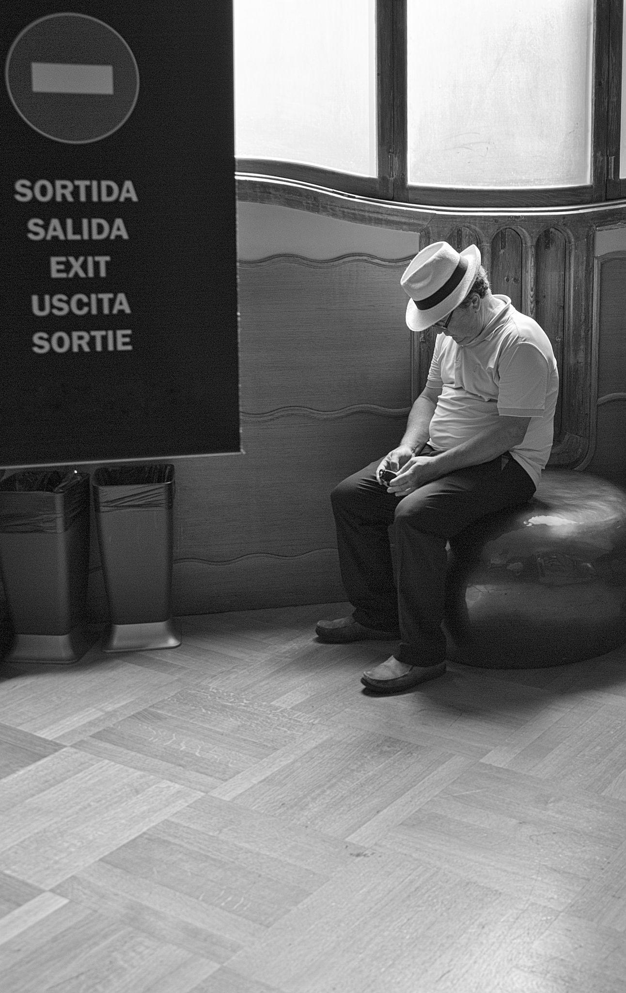 Man in Batllò House by claudiadottavi1982