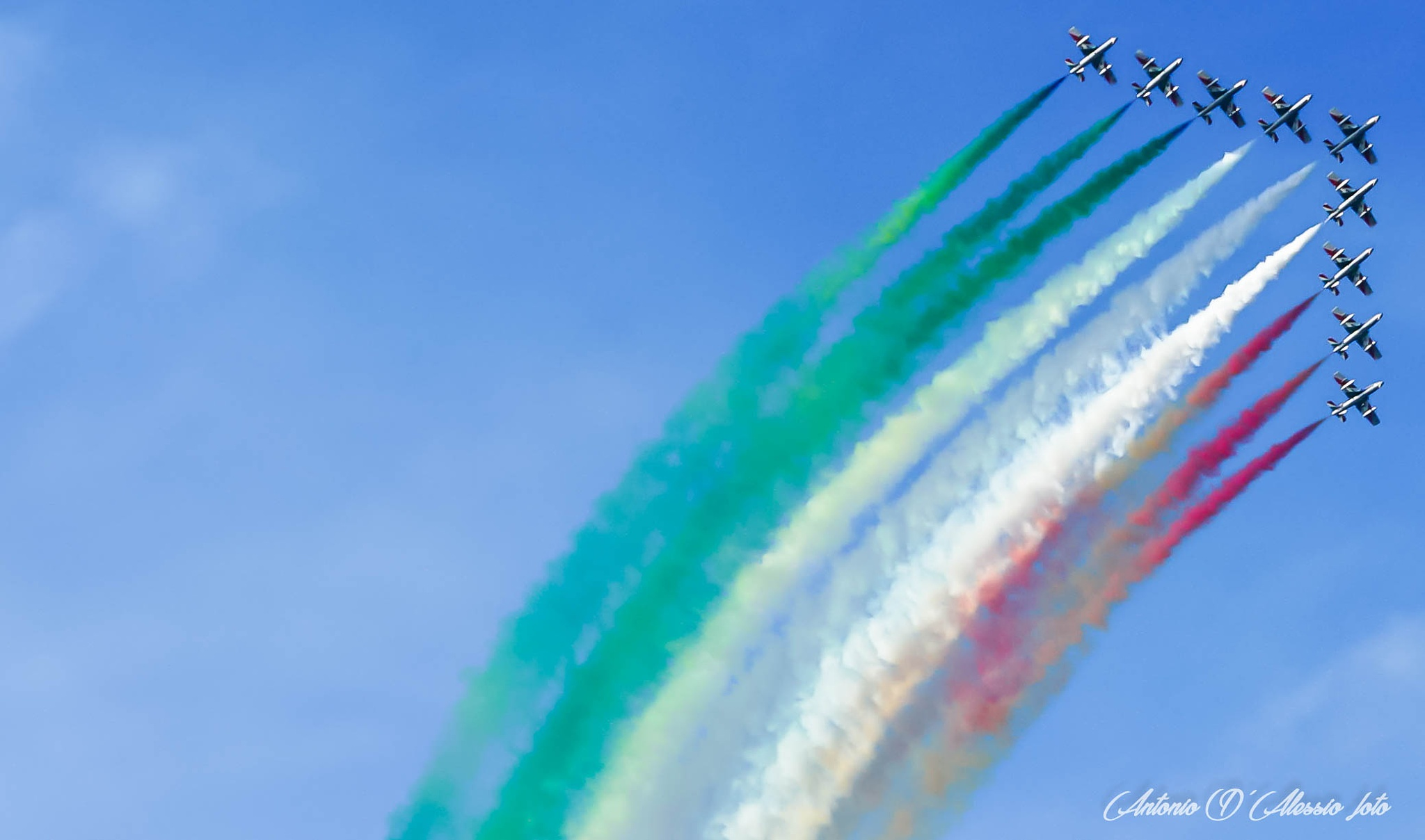 P.A.N. Acrobatic National Military Italy team by Antonio.DAlessio