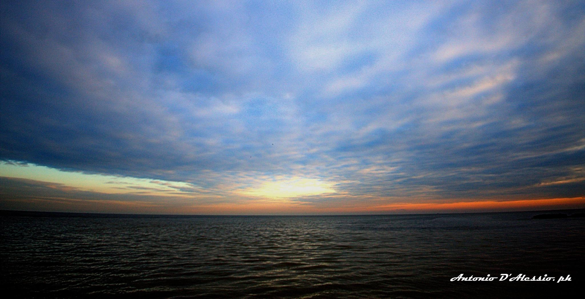 Our sea takes your breath away Adriatic sea by Antonio.DAlessio