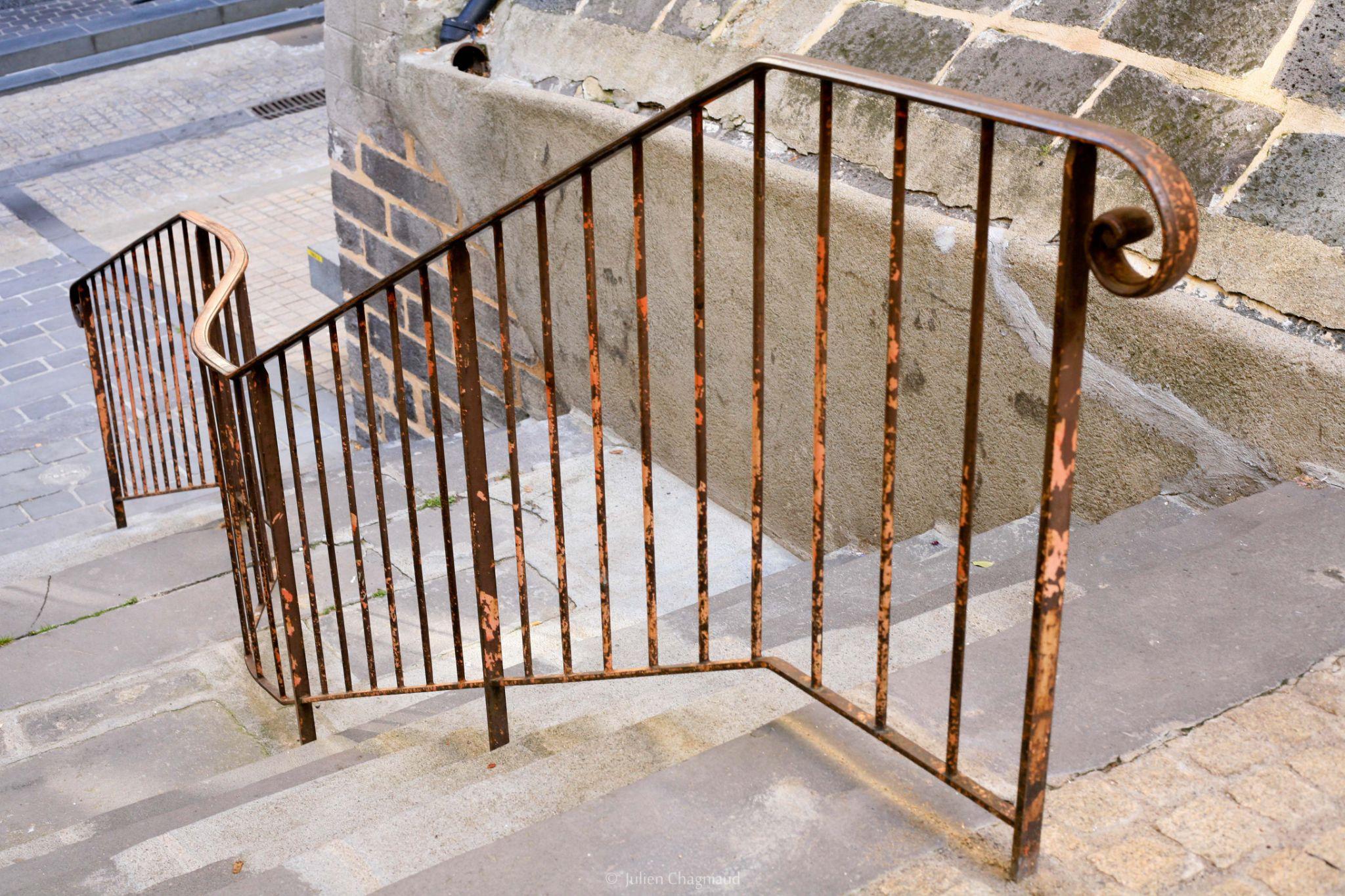 Handrail by Julien Chagniaud