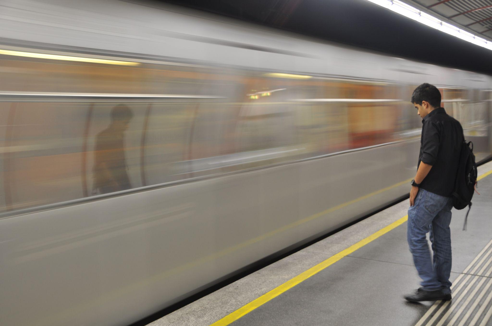 Viennese Subway by tamara.seles