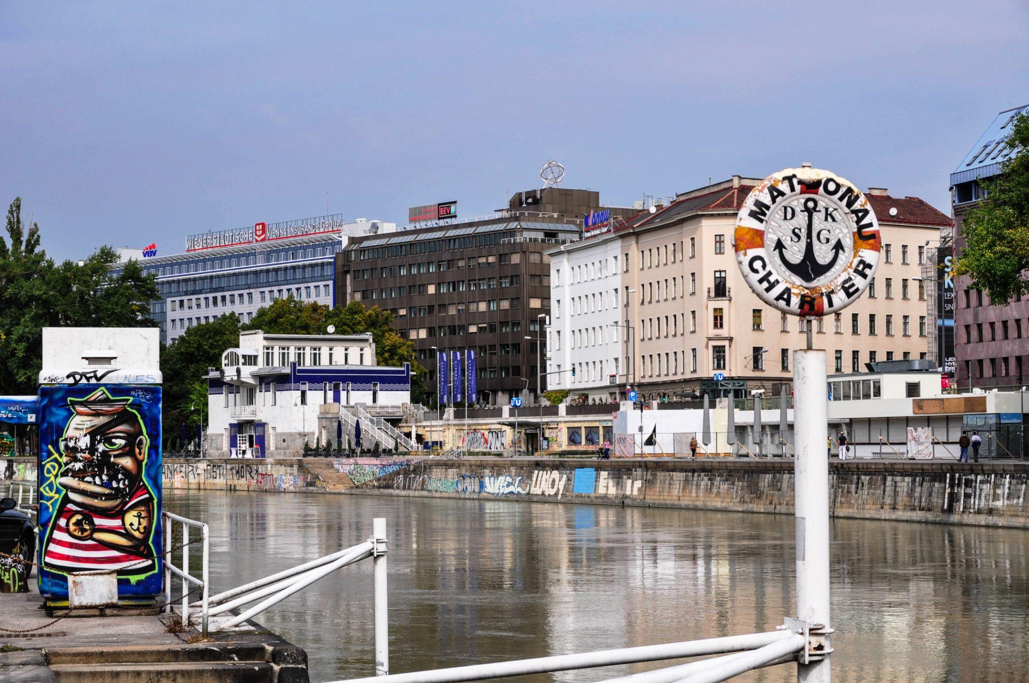 Donaukanal by tamara.seles
