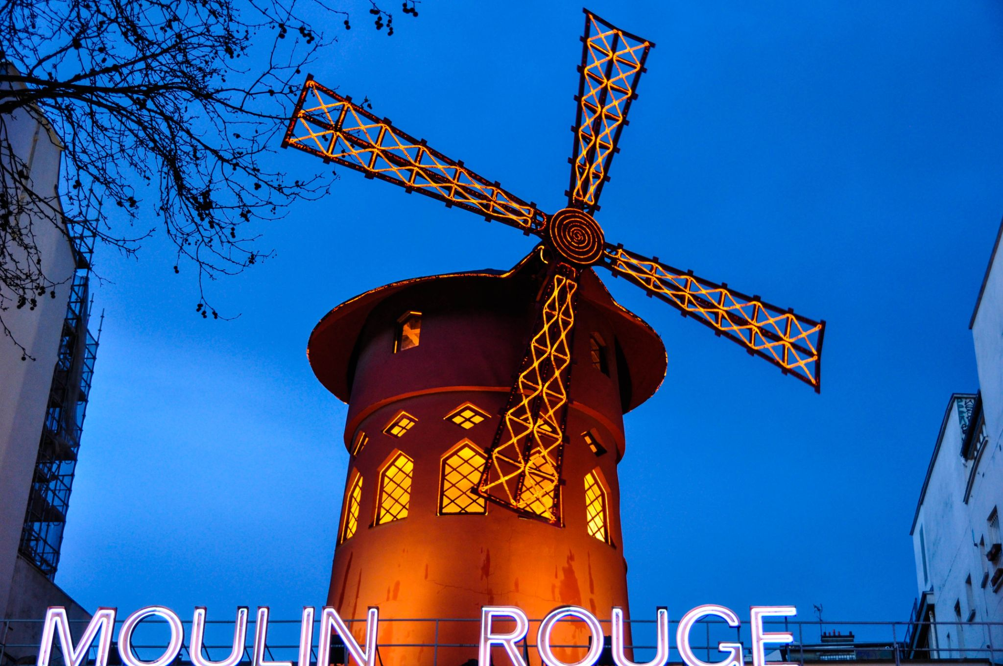 Moulin by tamara.seles