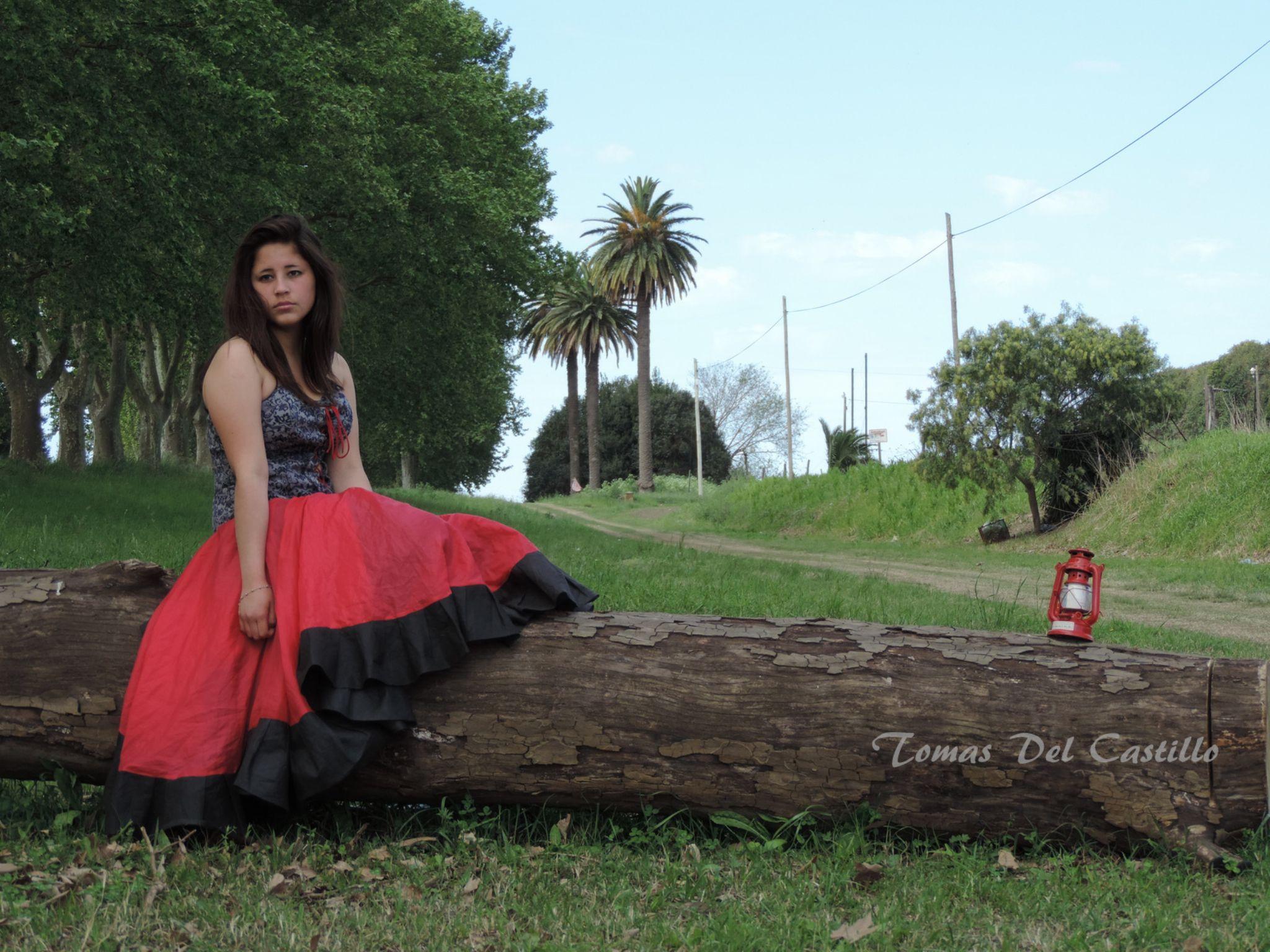 She by Tomas Del Castillo