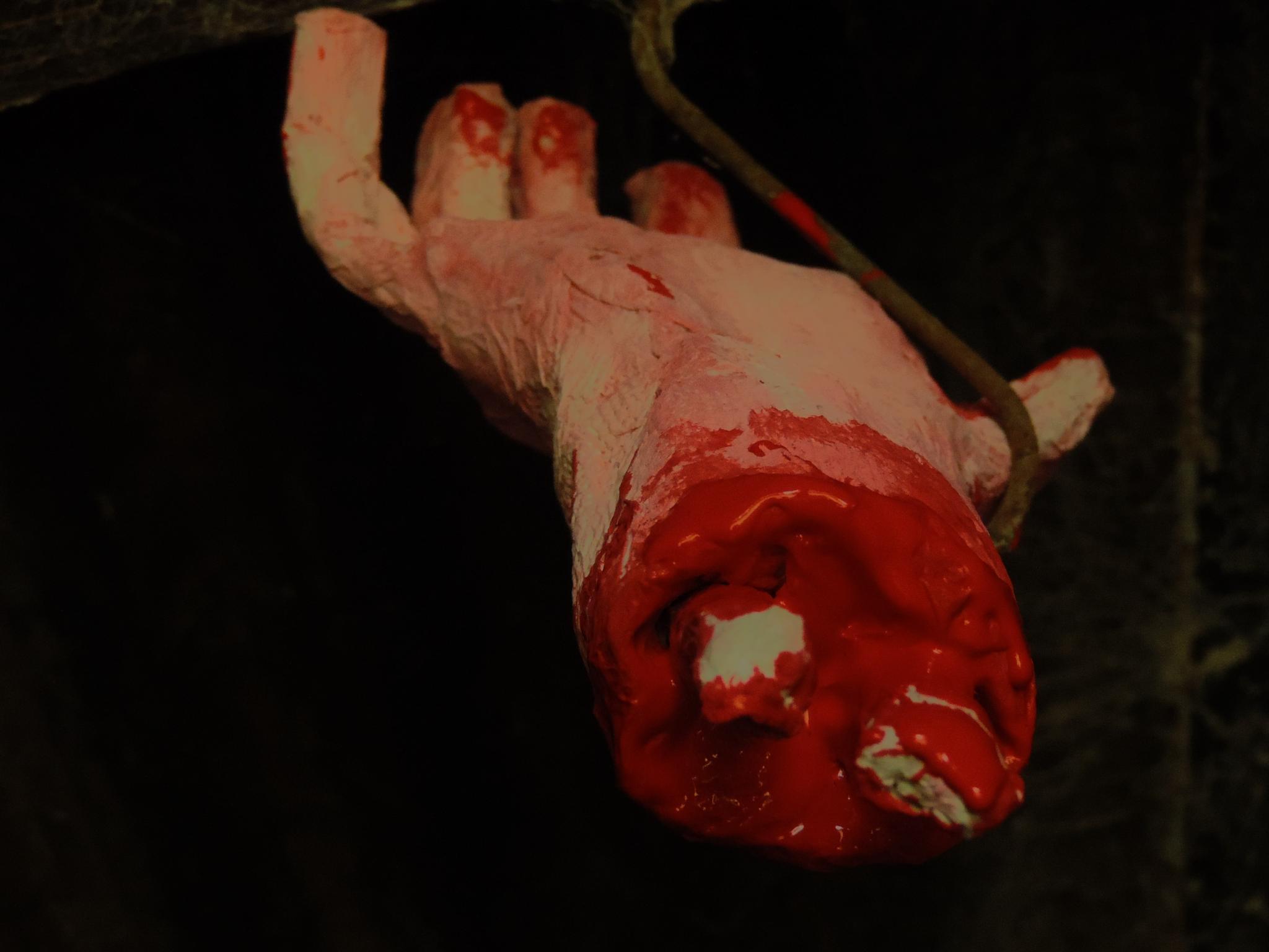 Lost Hand - Halloween Night by Tomas Del Castillo