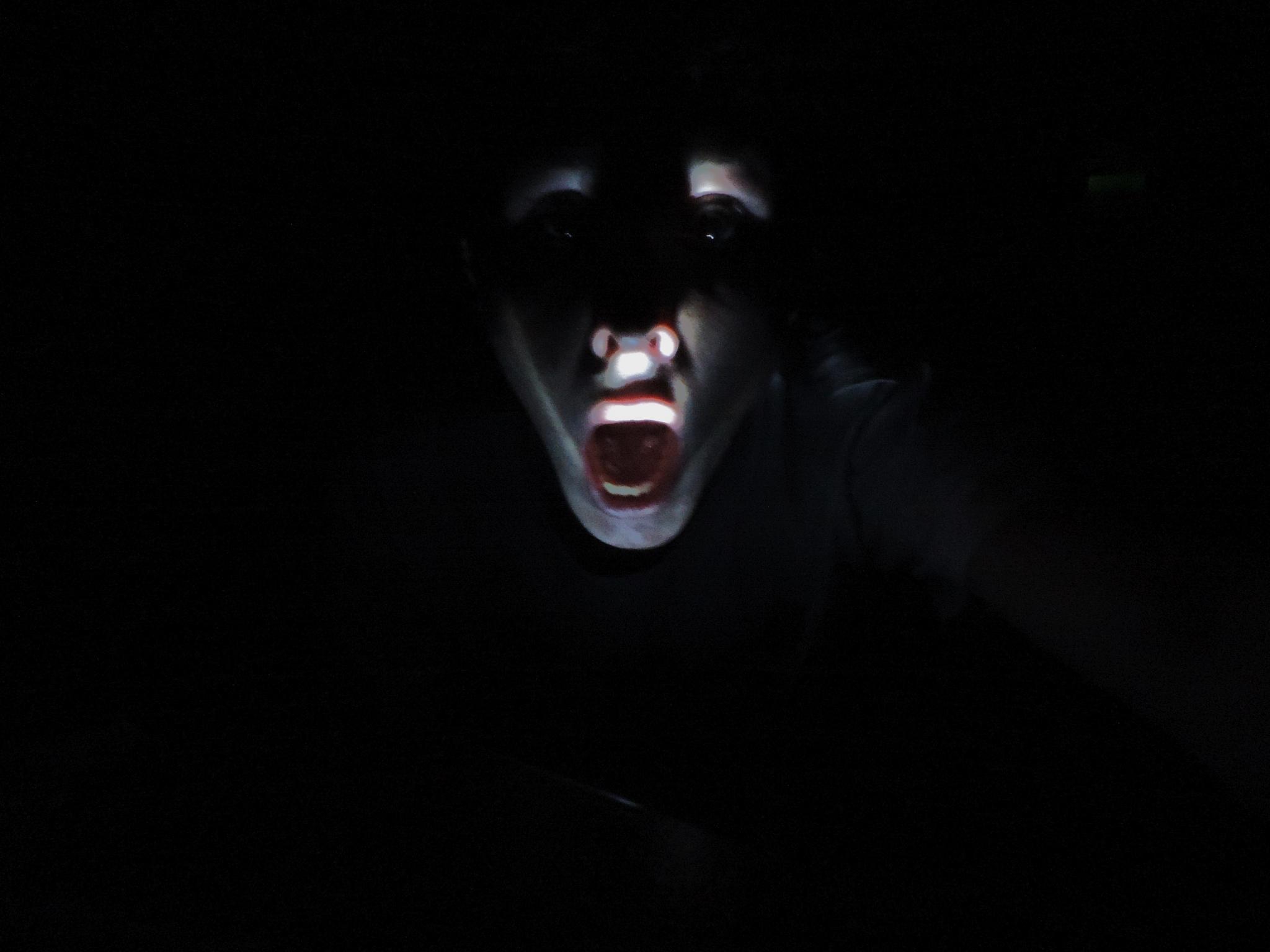Boo! by Tomas Del Castillo