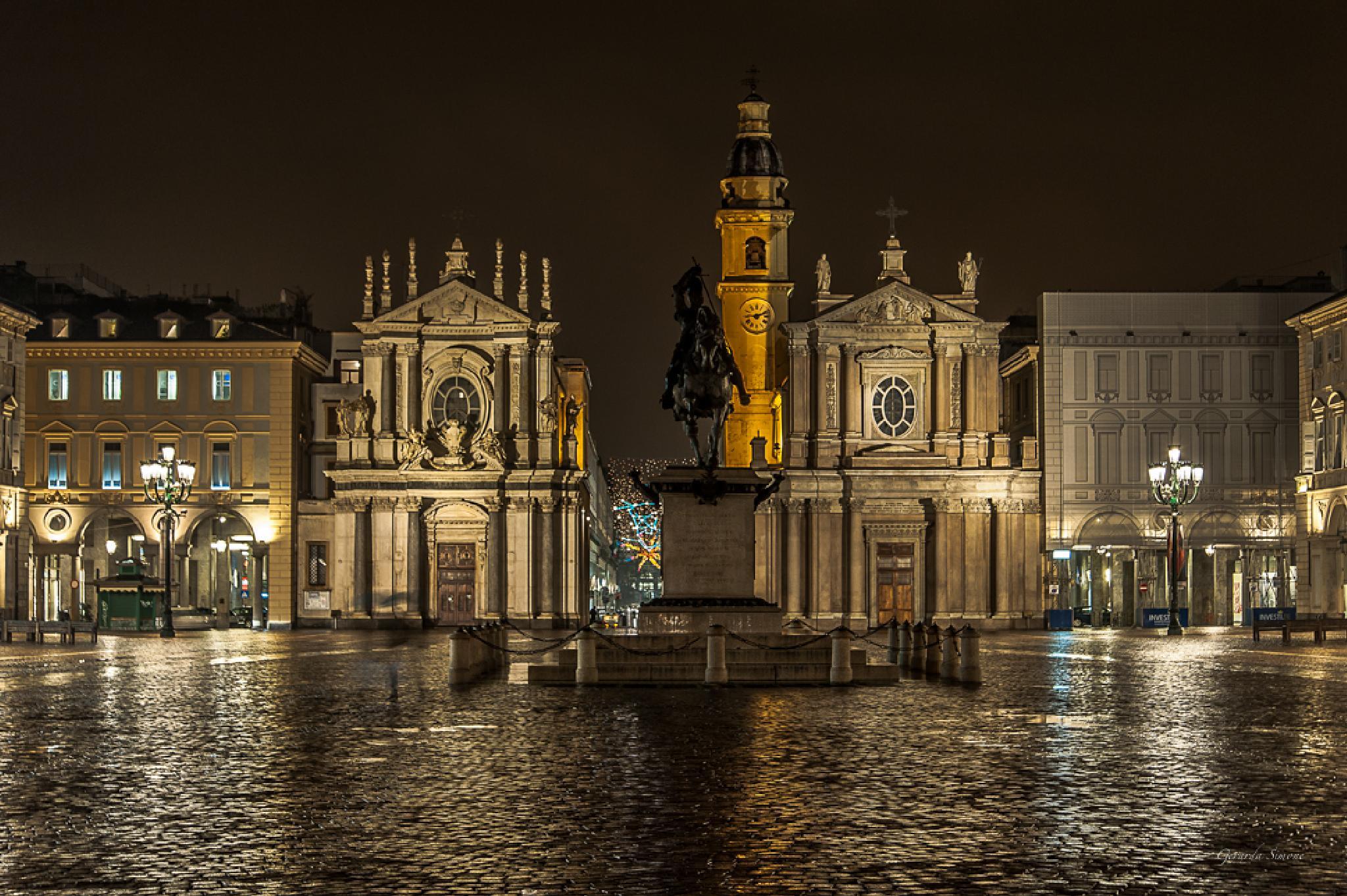 Torino e le luci d'artista by gerarda.simone.7