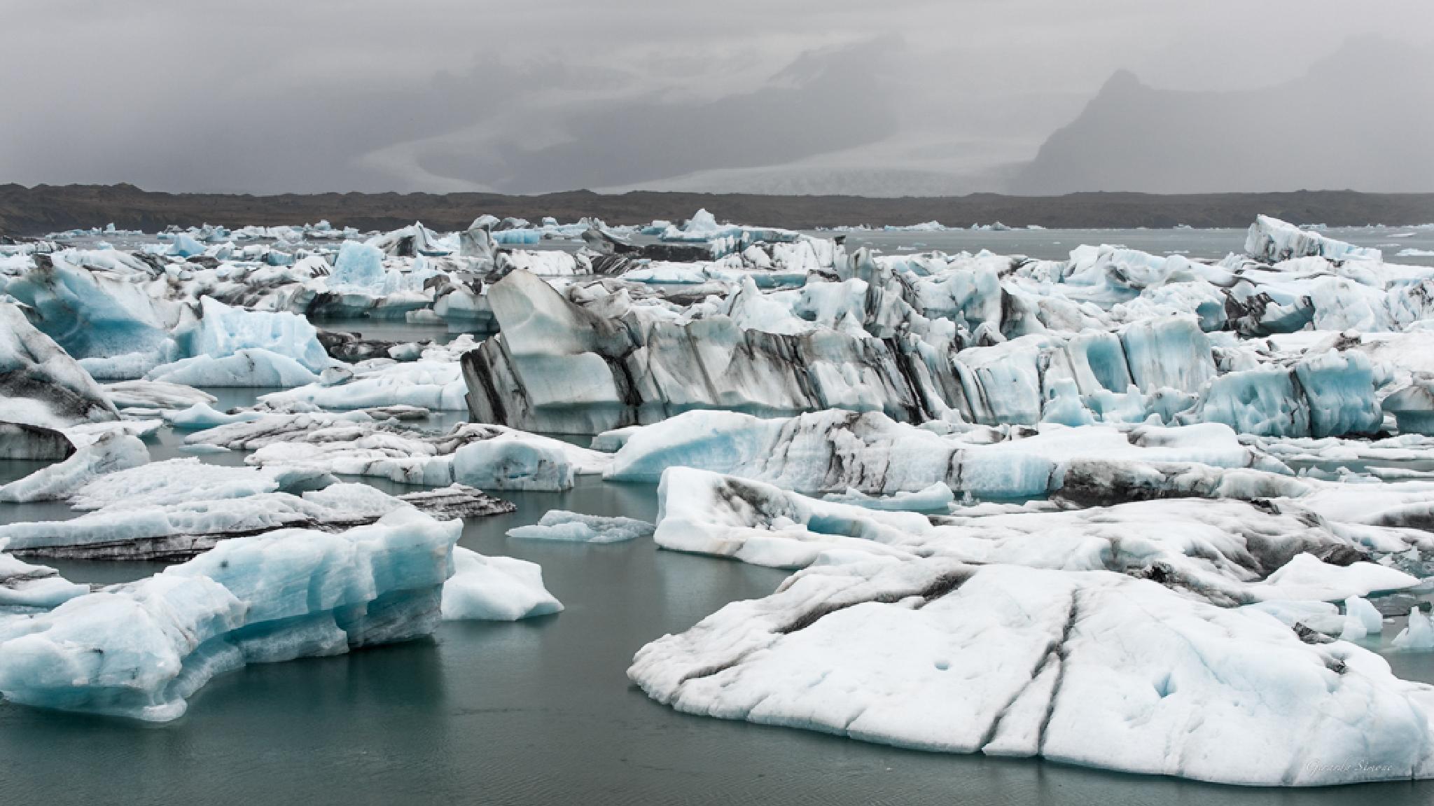 Iceberg Lagoon by gerarda.simone.7