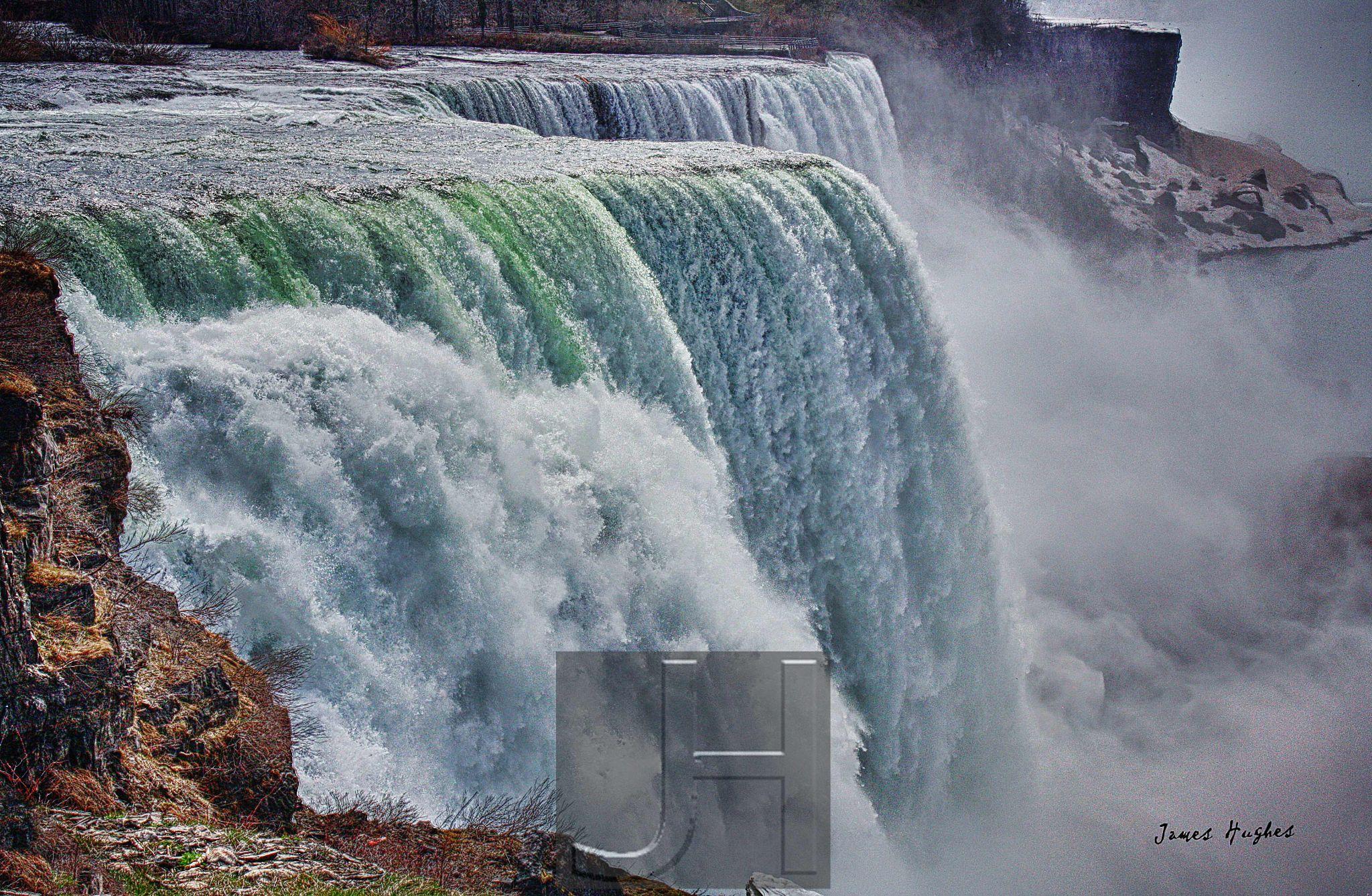 Niagara Falls by James Hughes Photography