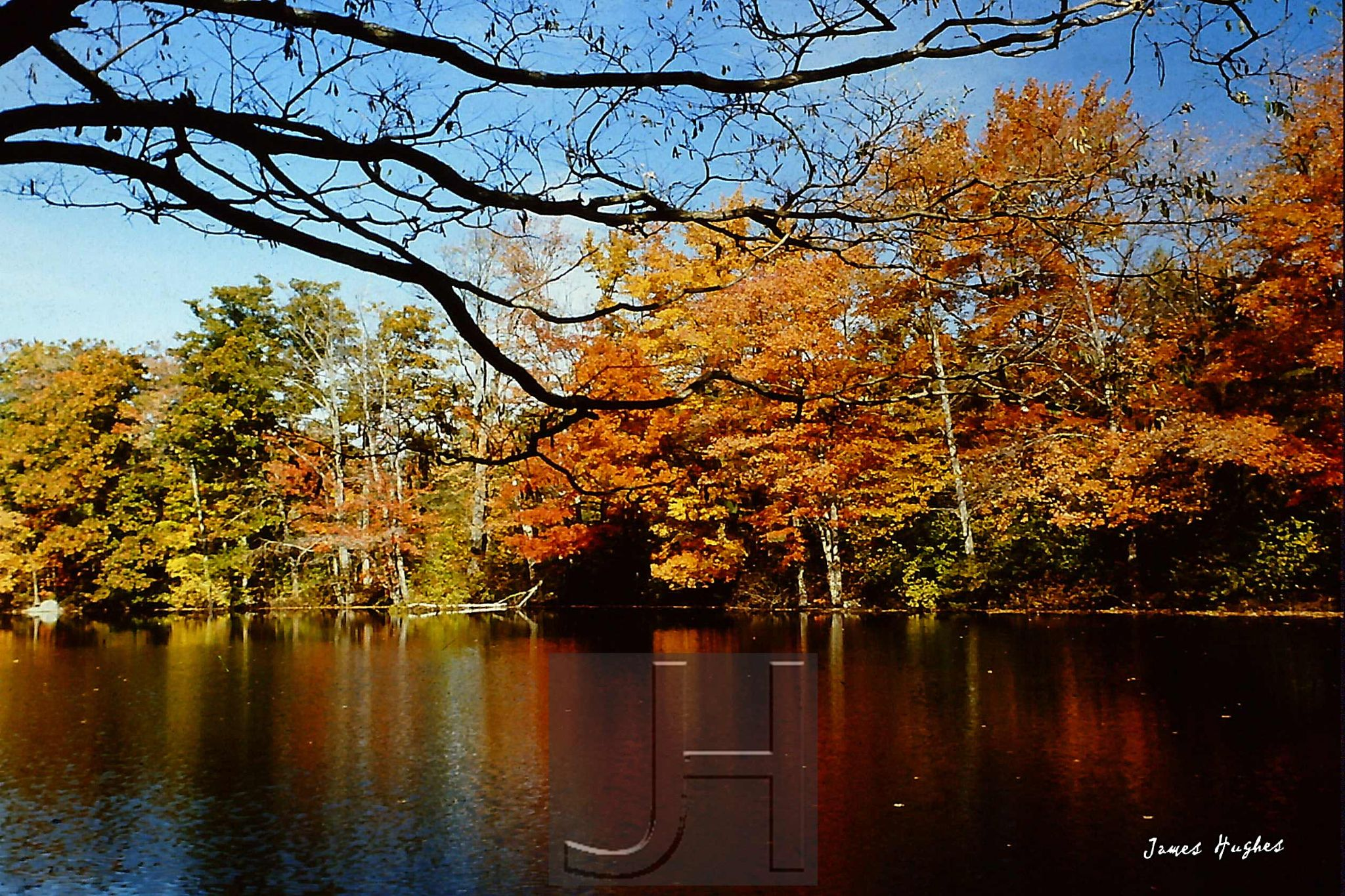 Oyster River. Durham, NH by James Hughes Photography