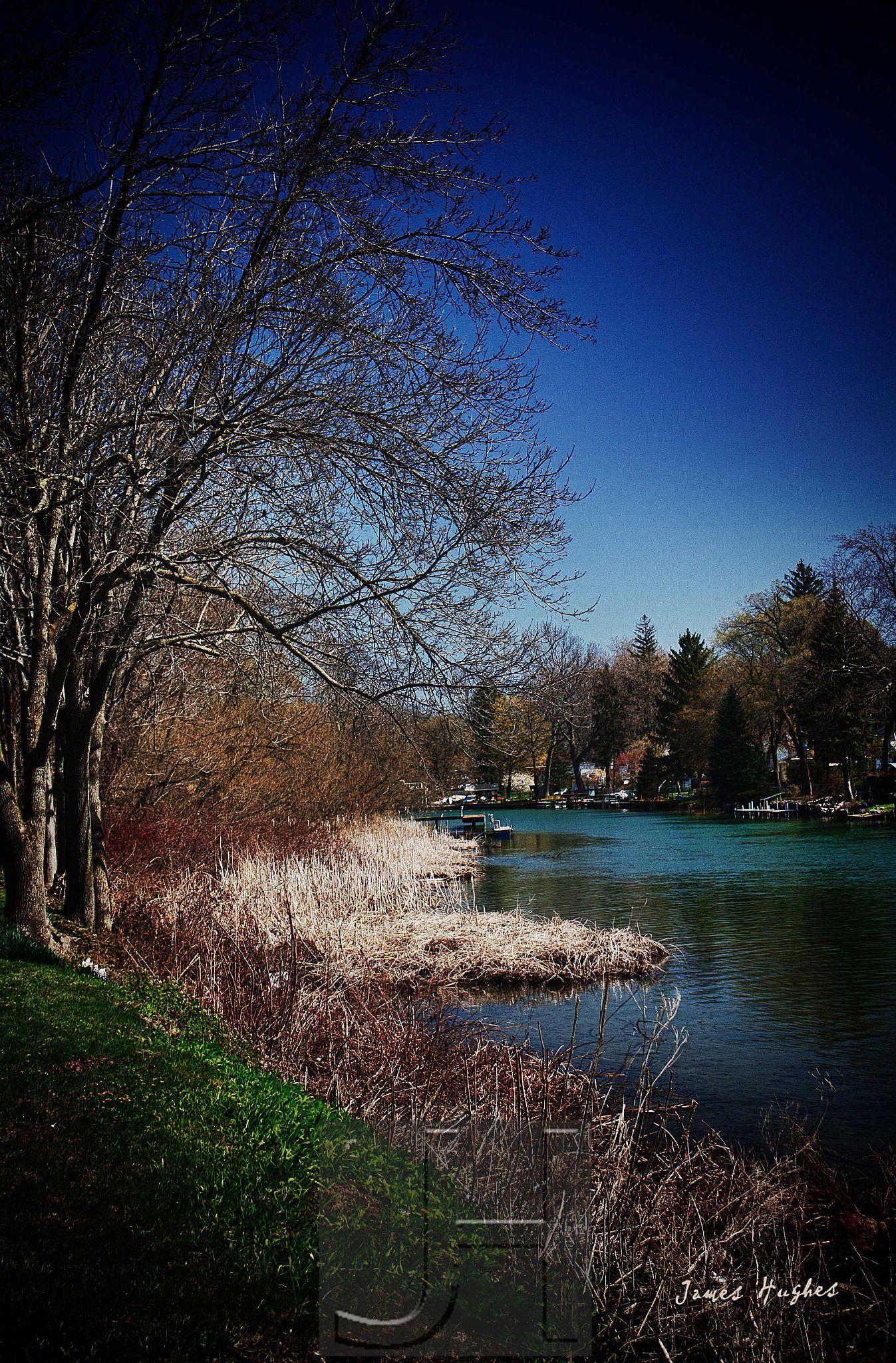 Little Niagara River by James Hughes Photography