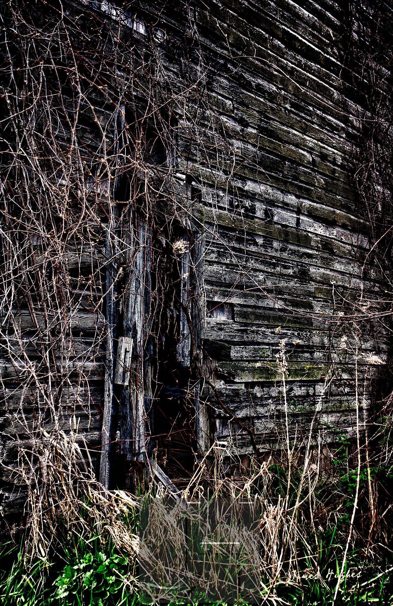 Barn Door by James Hughes Photography