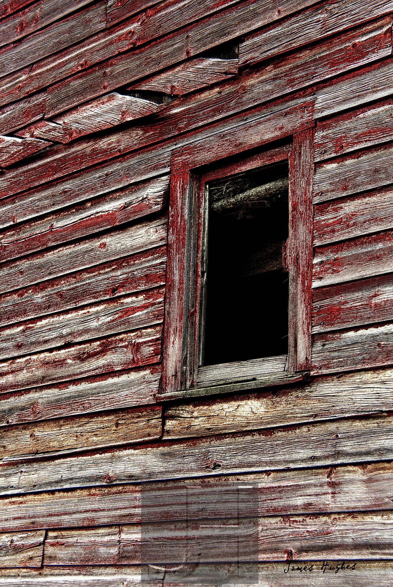 Window by James Hughes Photography