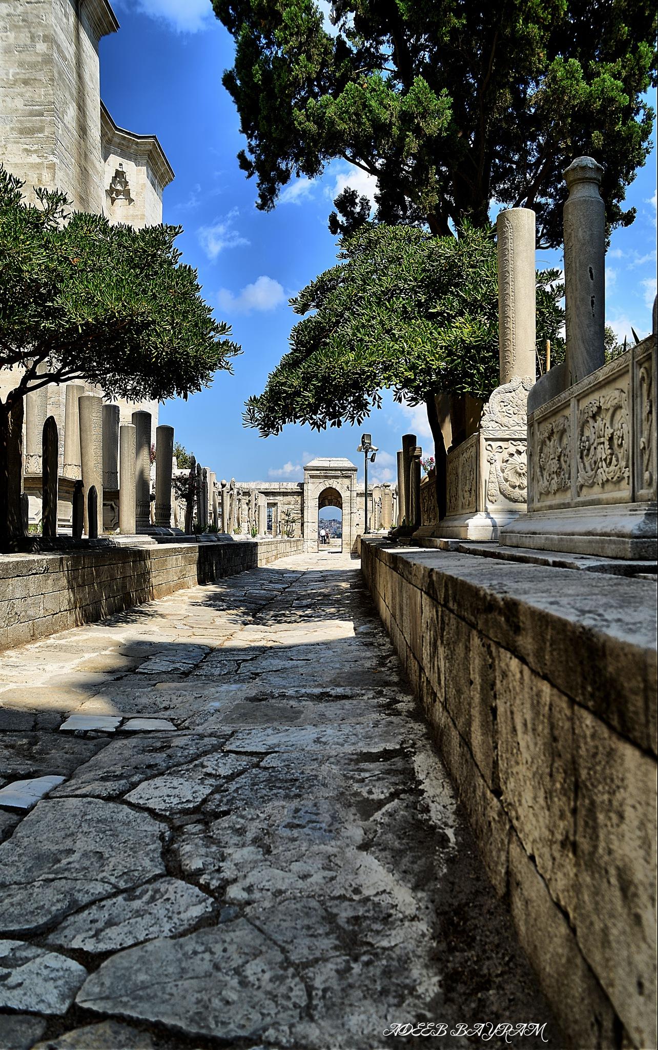 ISTANBUL by Adeeb Albayram
