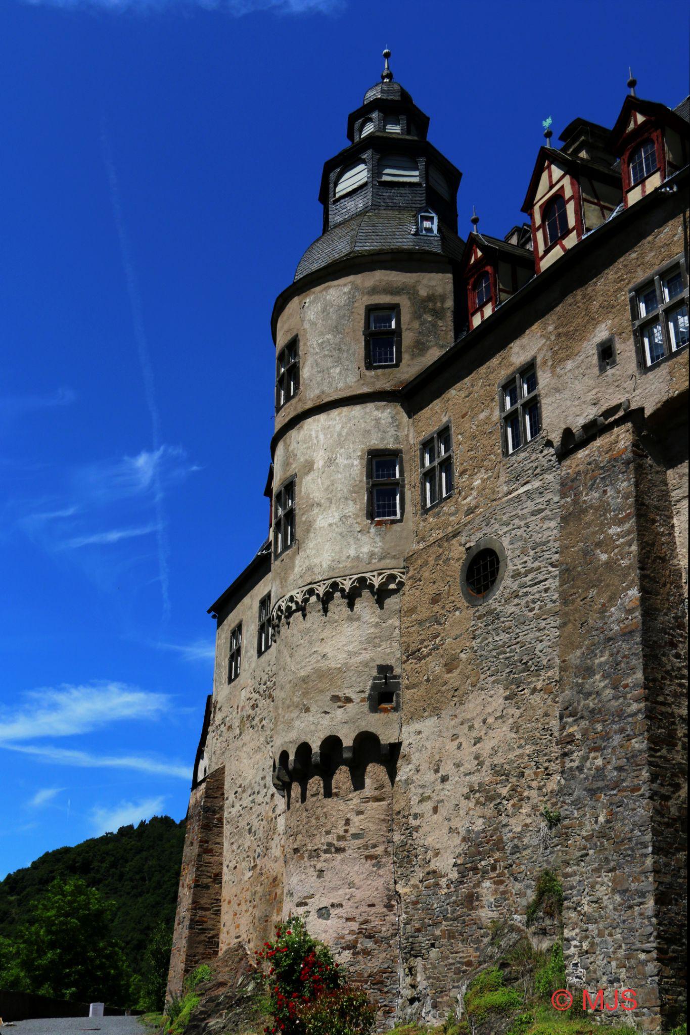 Burg/Castel by MJSMarcJoern