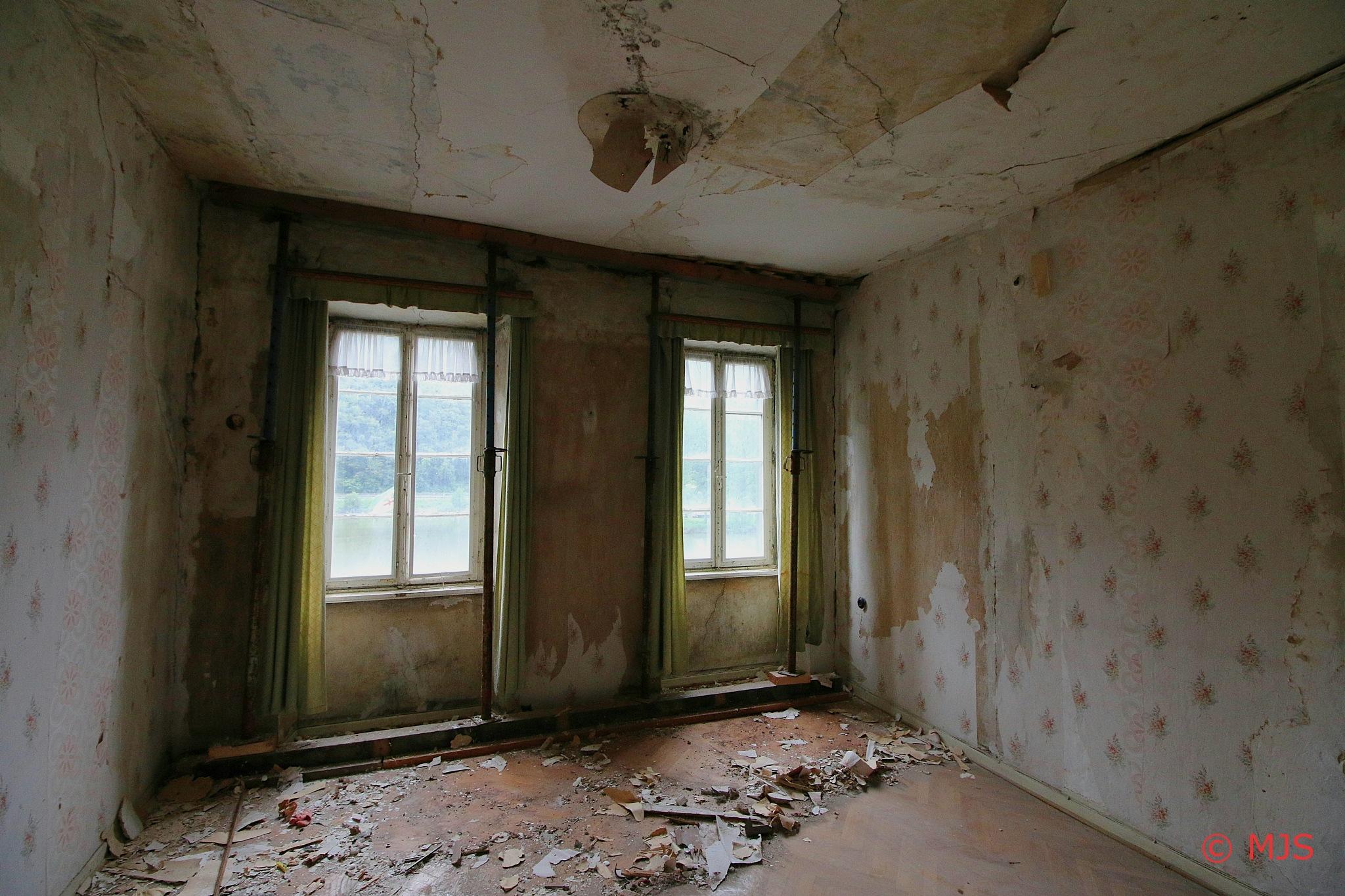 Lost Place by MJSMarcJoern