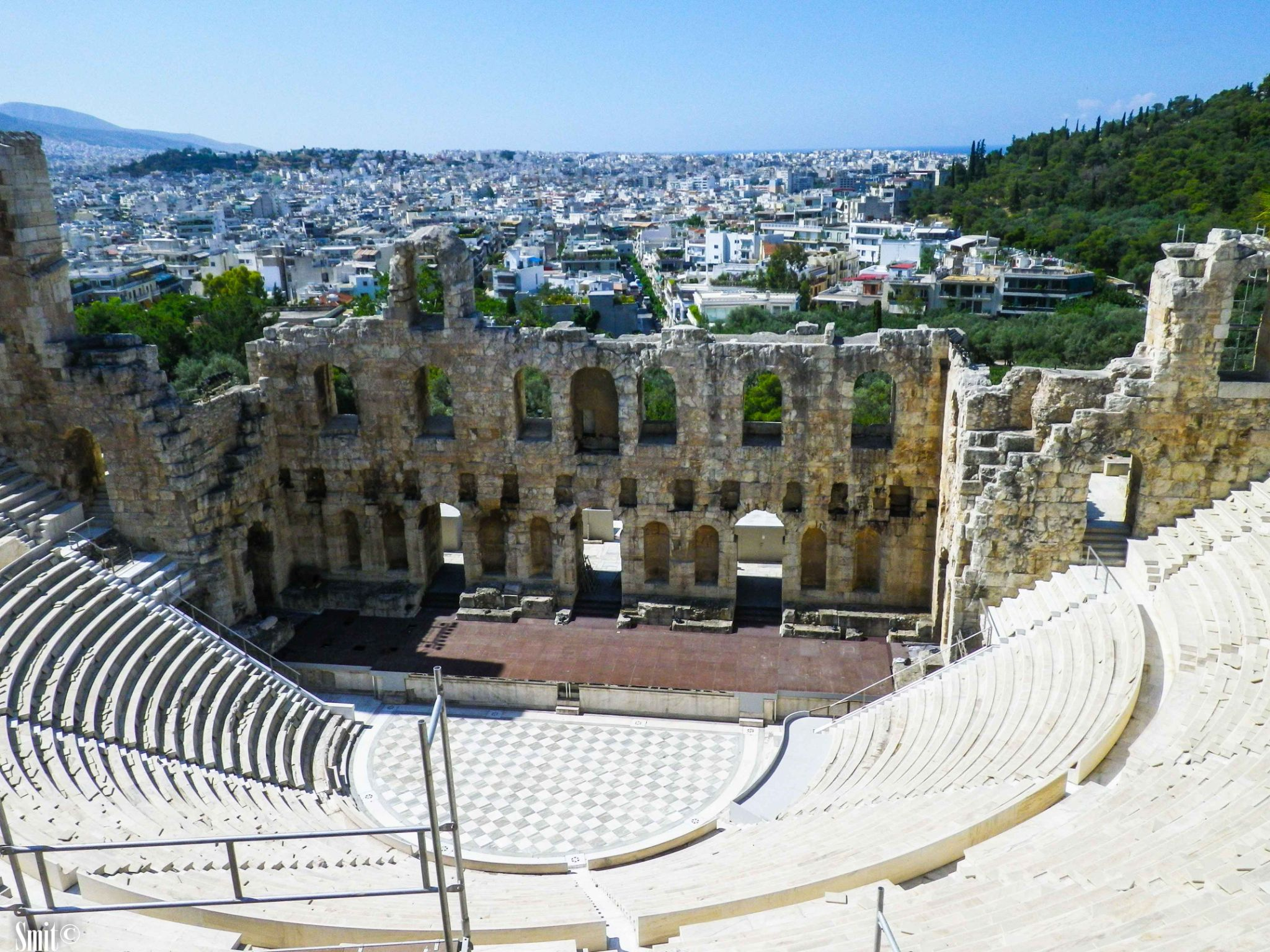 ATHENS by Harry Smit