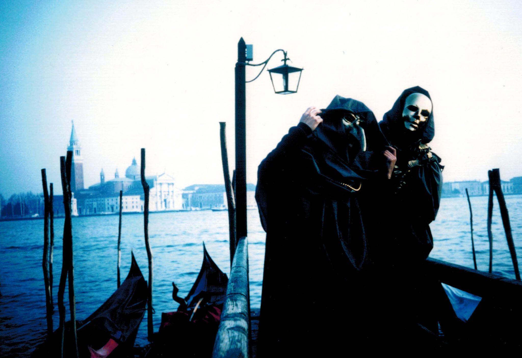 Carnaval de Venise by Blueanna