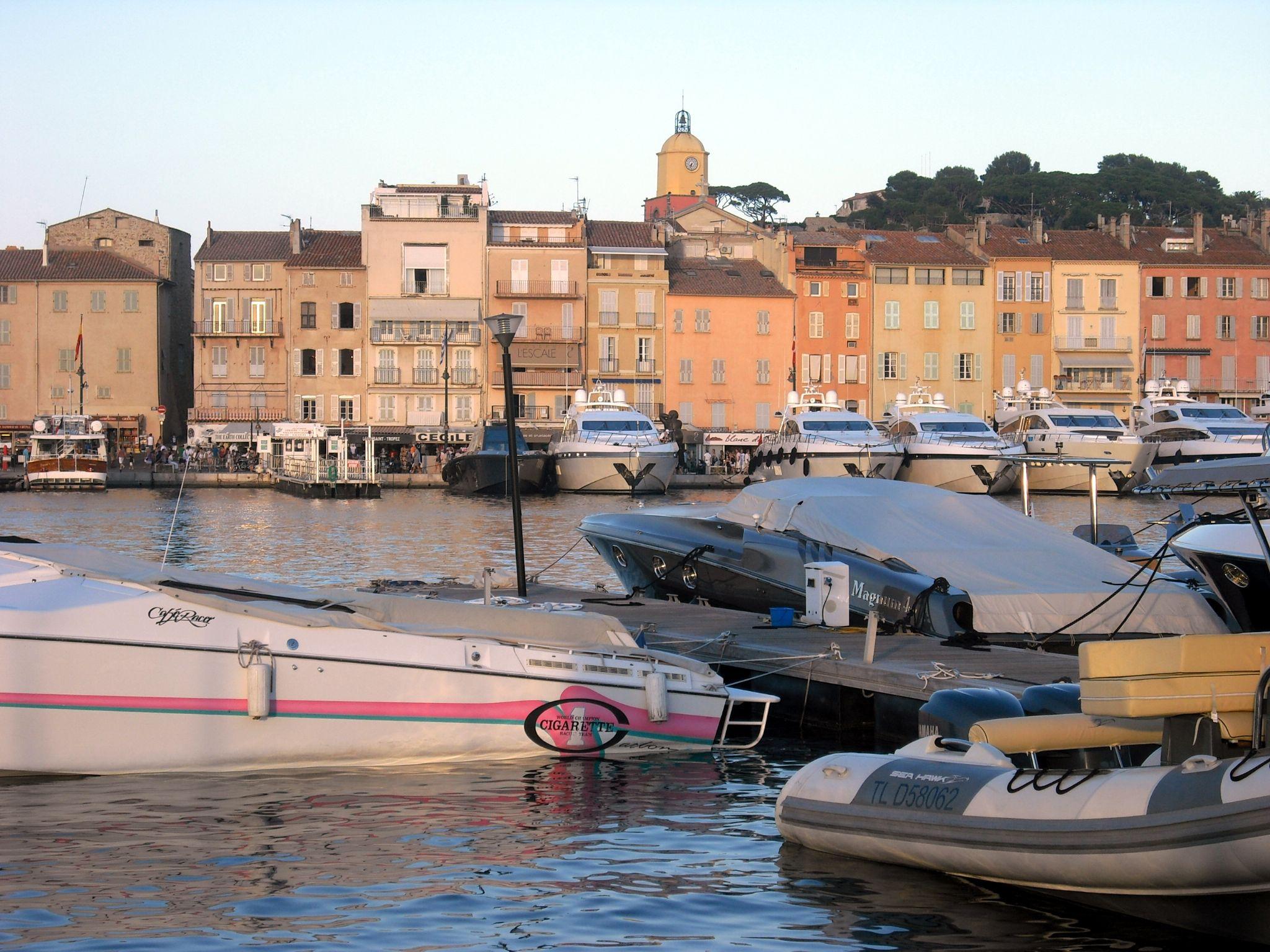 St Tropez by Blueanna