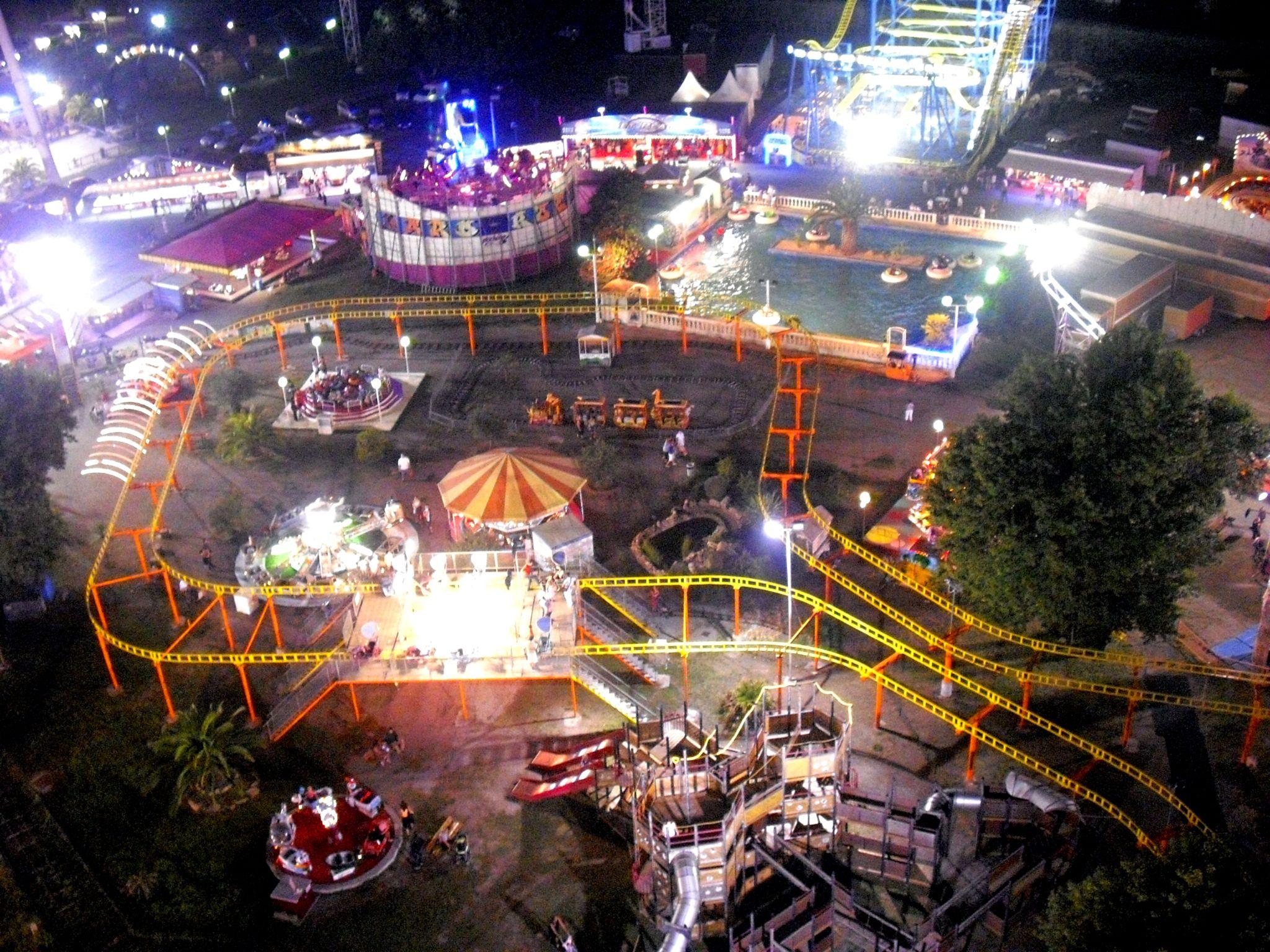 Luna Park de Fréjus by Blueanna