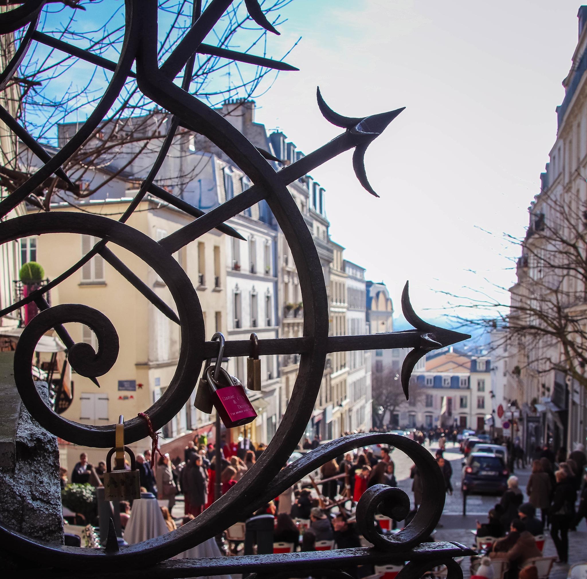 Montmartre by Blueanna