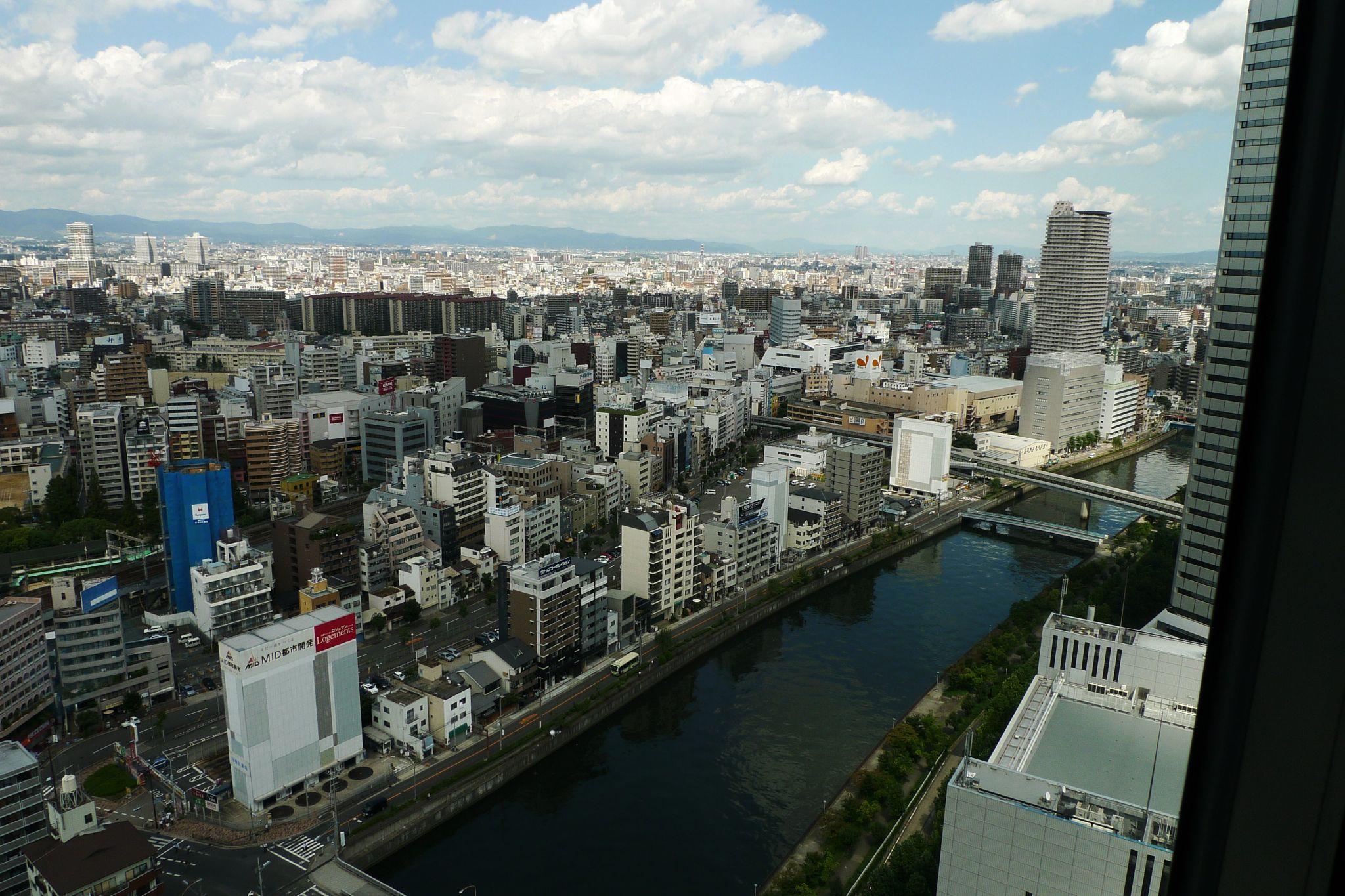 Osaka City View by leehenrysg